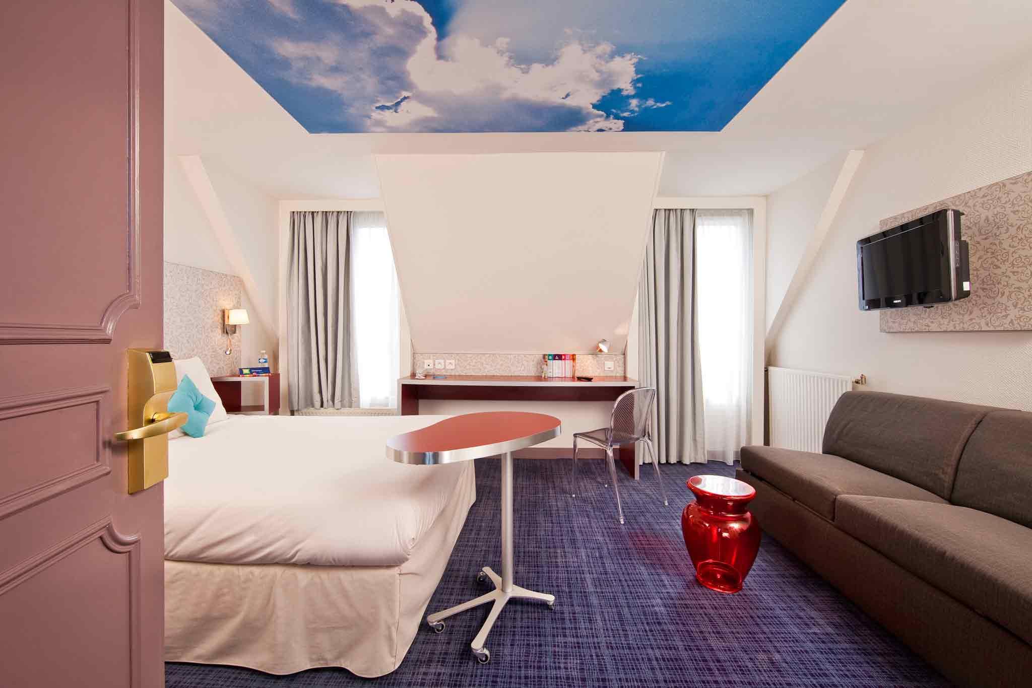 ibis Styles Paris XV Lecourbe Odanın görünümü