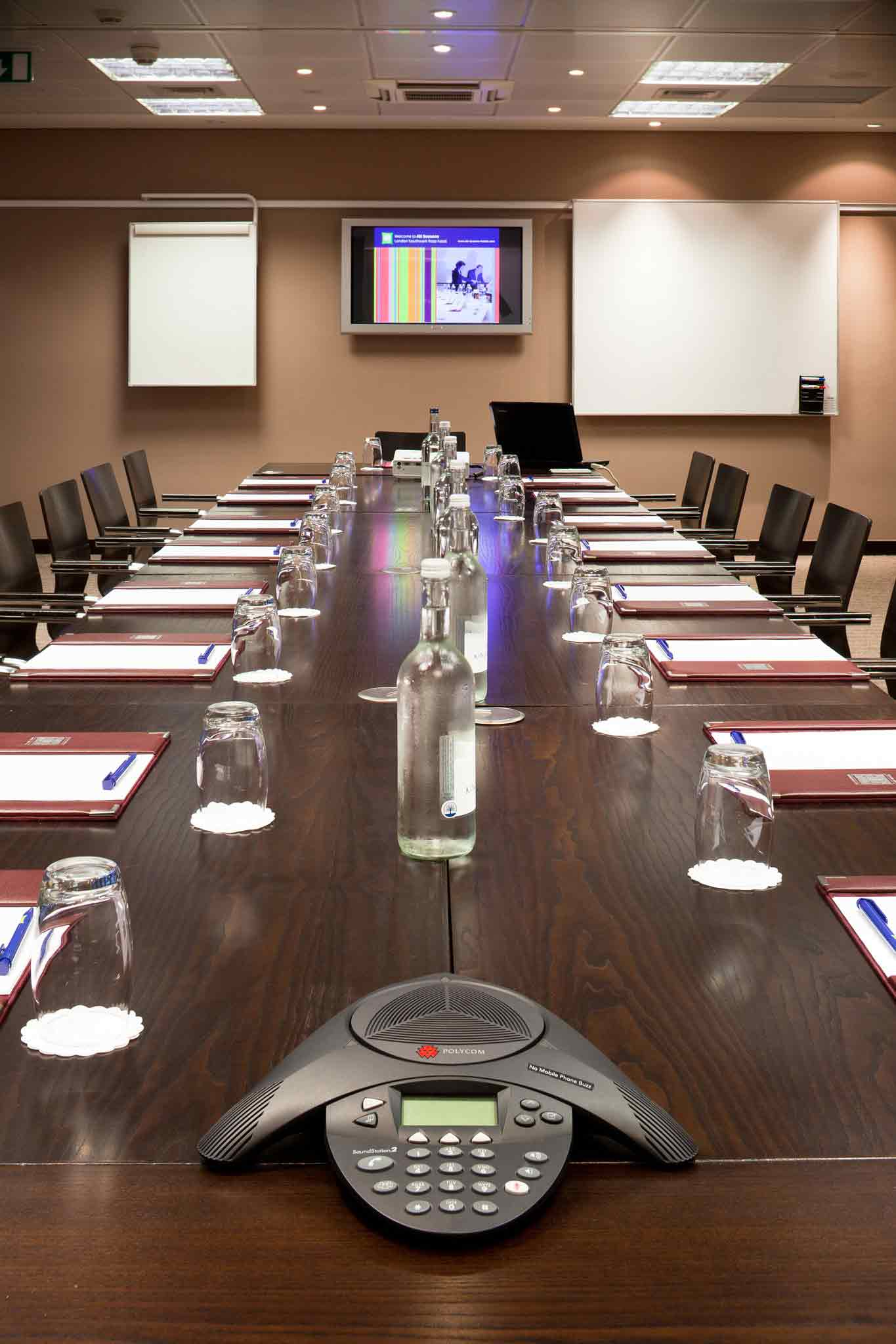 ibis Styles London Southwark Rose Meeting room