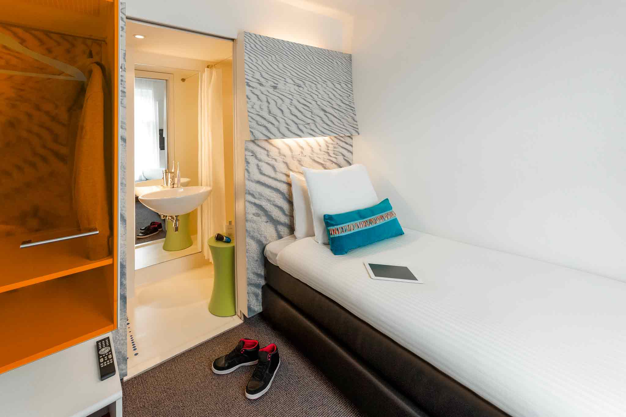 ibis Styles Amsterdam Central Station View of room