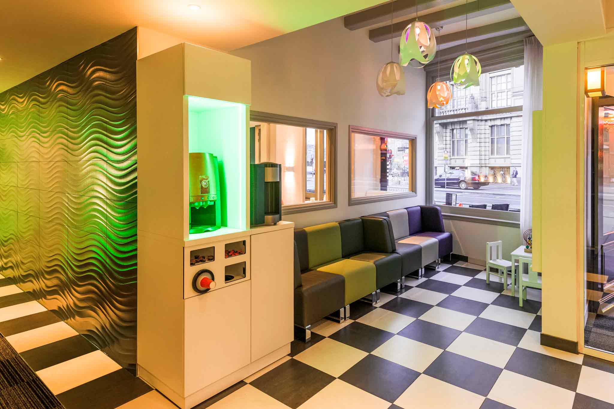 ibis Styles Amsterdam Central Station Relaxation centre