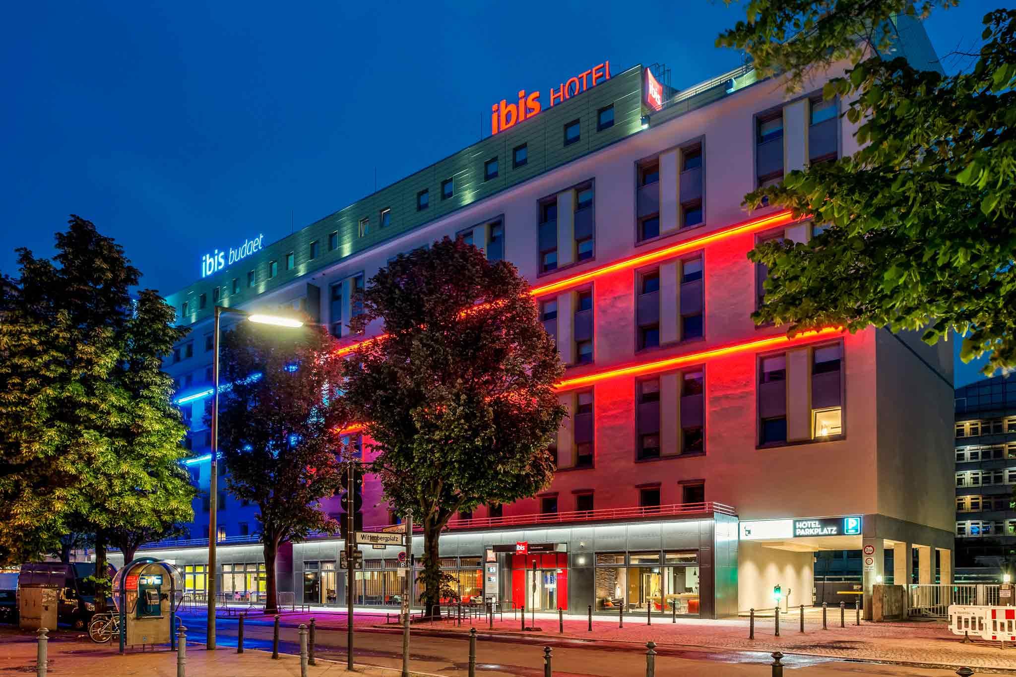 Hotel ibis Berlin Kurfürstendamm Exterior 2