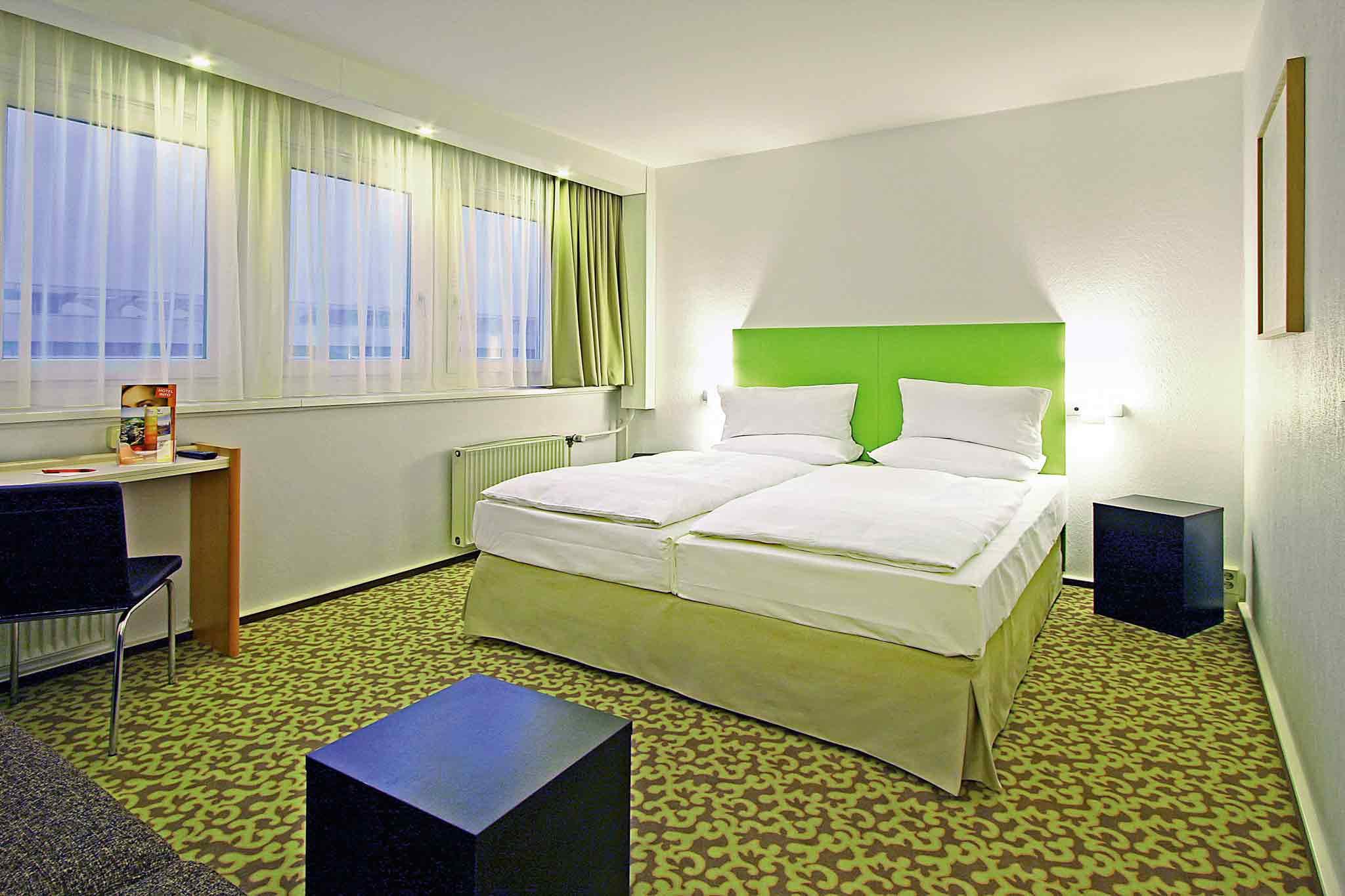 Ibis Hotel Dresden Bastei Zimmeransicht