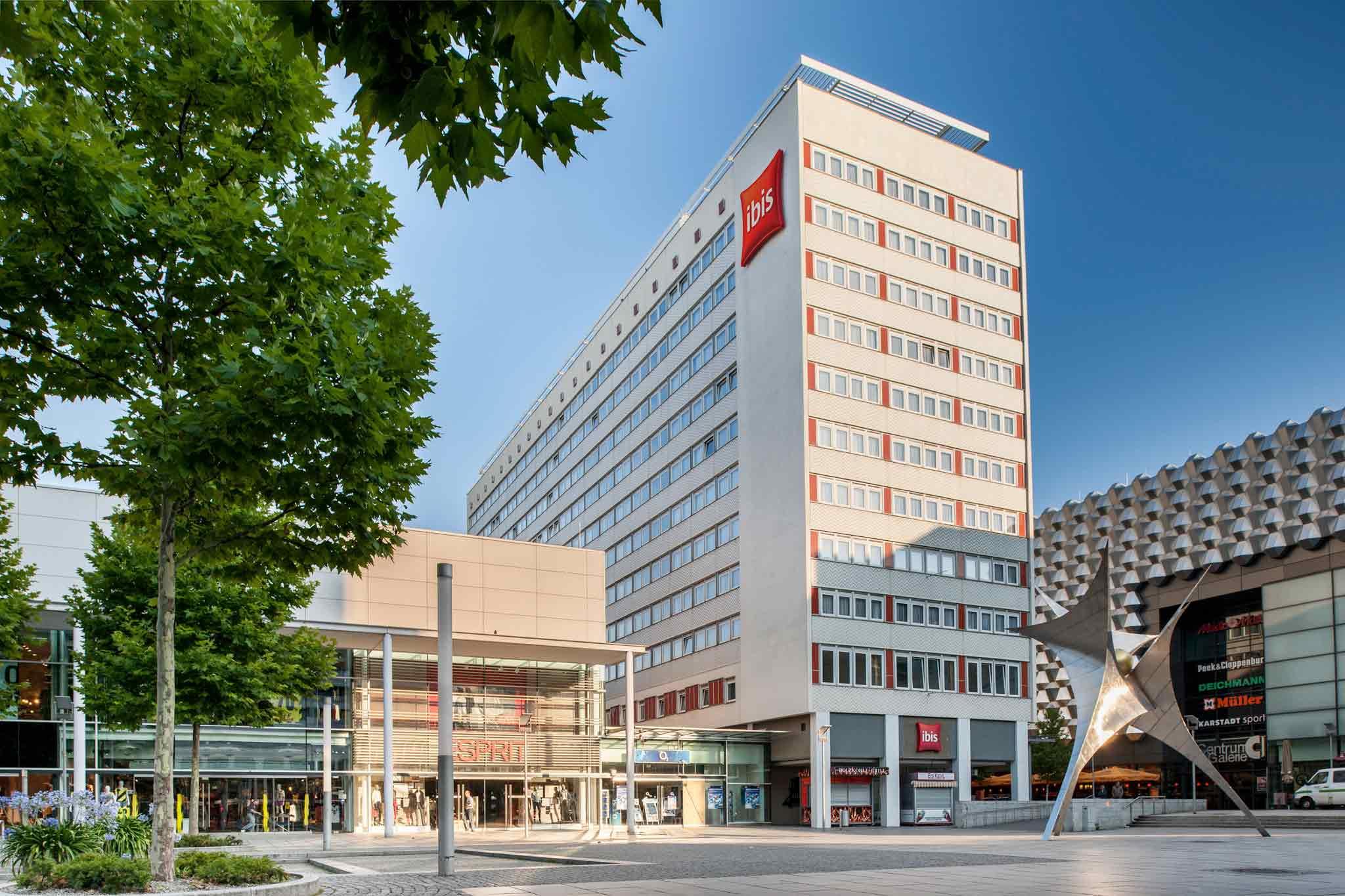 Ibis Hotel Dresden Lilienstein Außenansicht