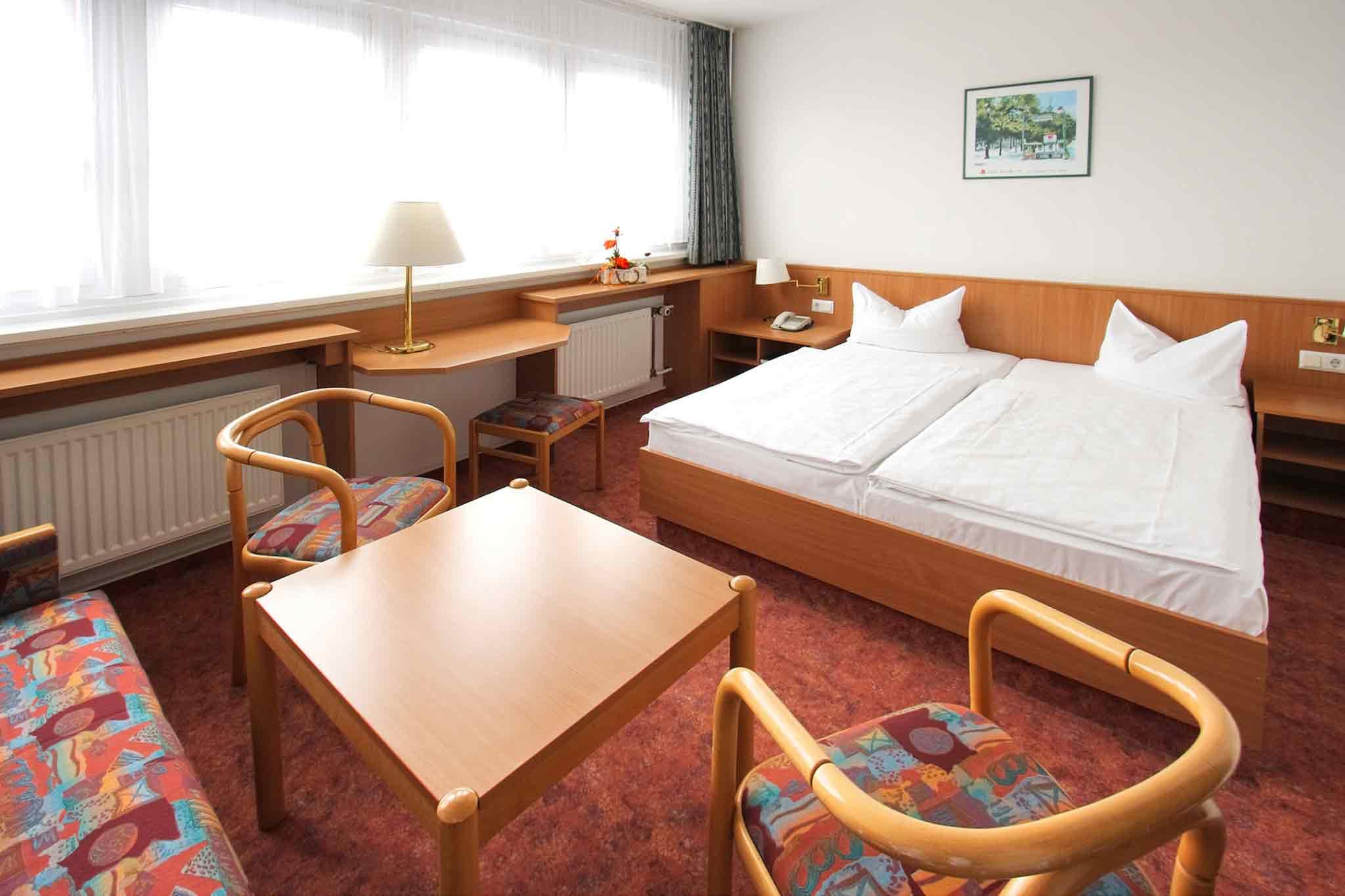 Ibis Hotel Dresden Lilienstein Zimmeransicht