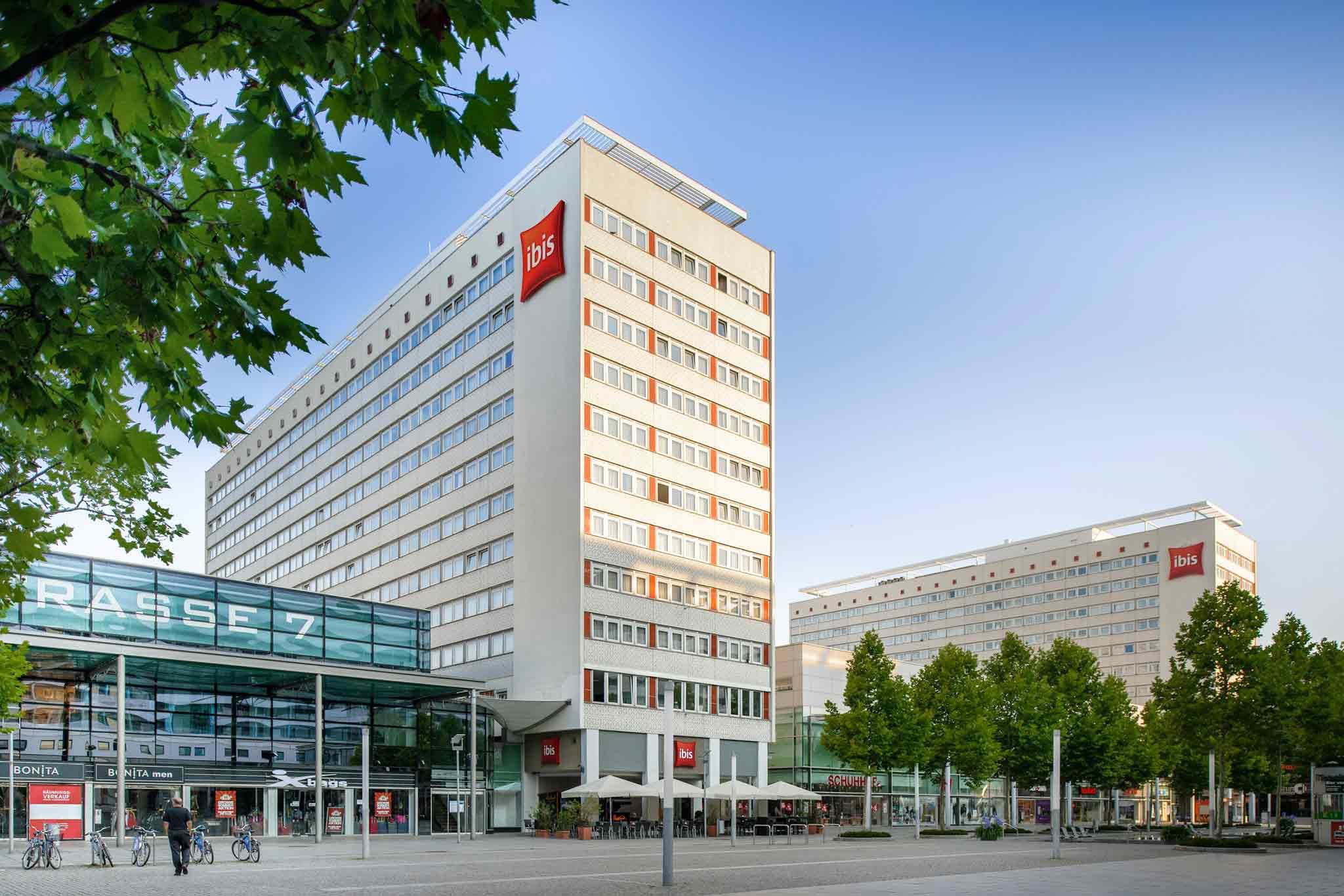 Ibis Hotel Dresden Königstein Ulkonäkymä