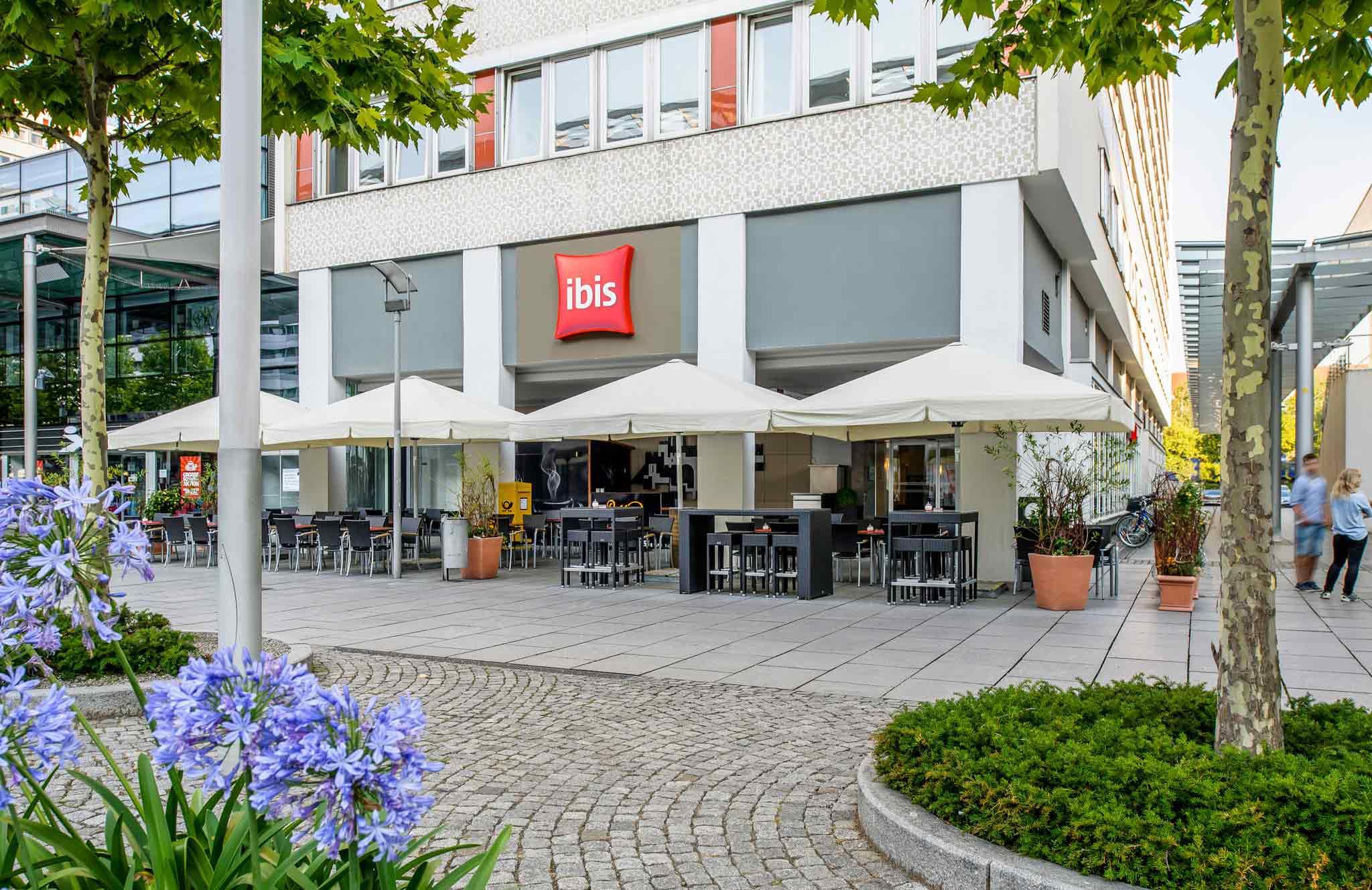 Ibis Hotel Dresden Königstein Vista exterior