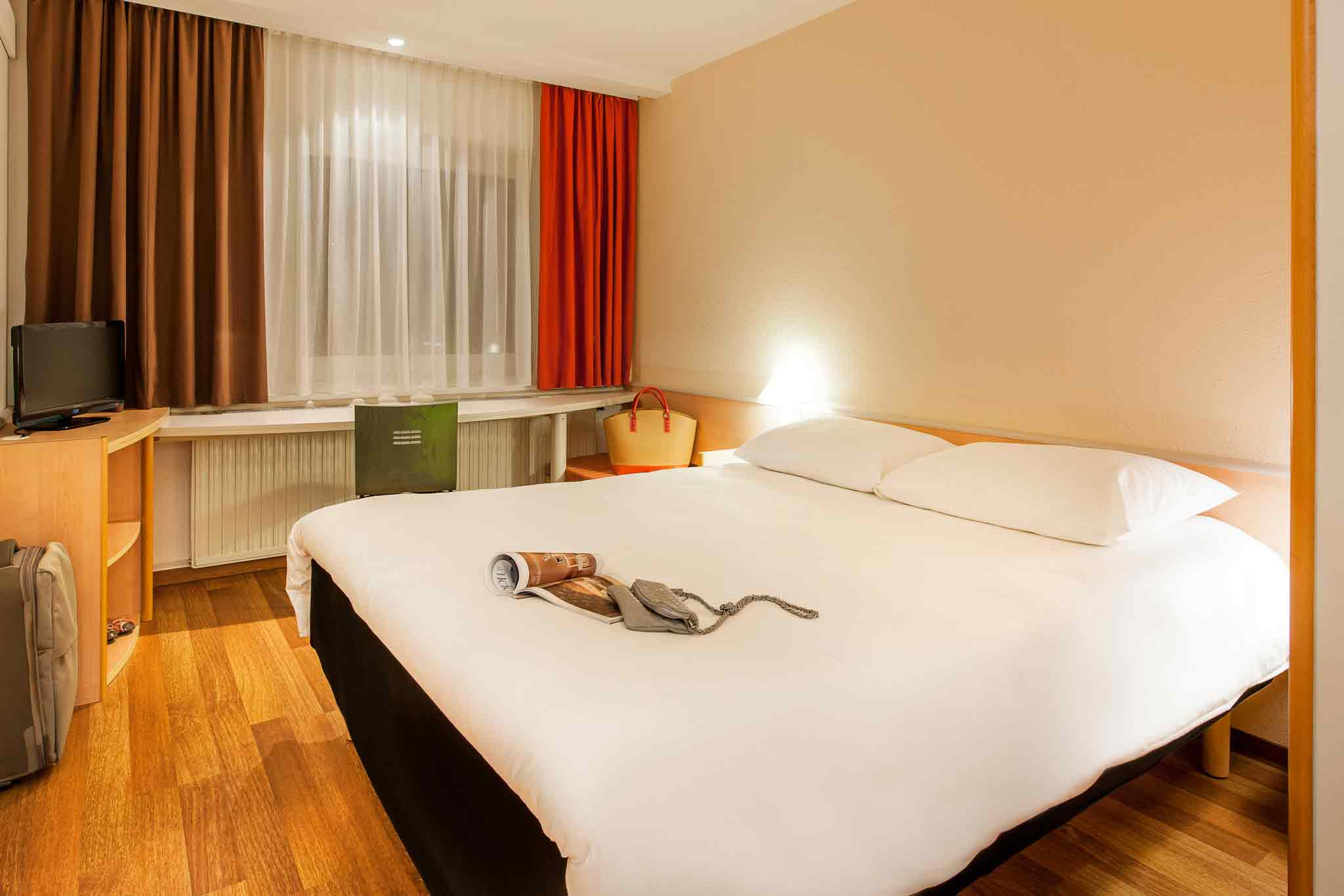 Ibis Hotel Hannover Medical Park 客房视图