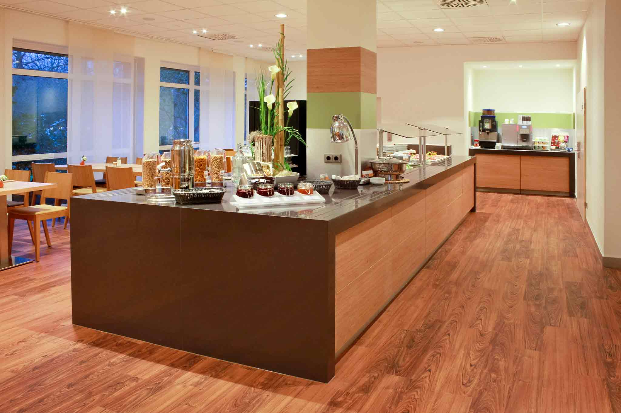 Ibis Hotel Hannover Medical Park 前厅