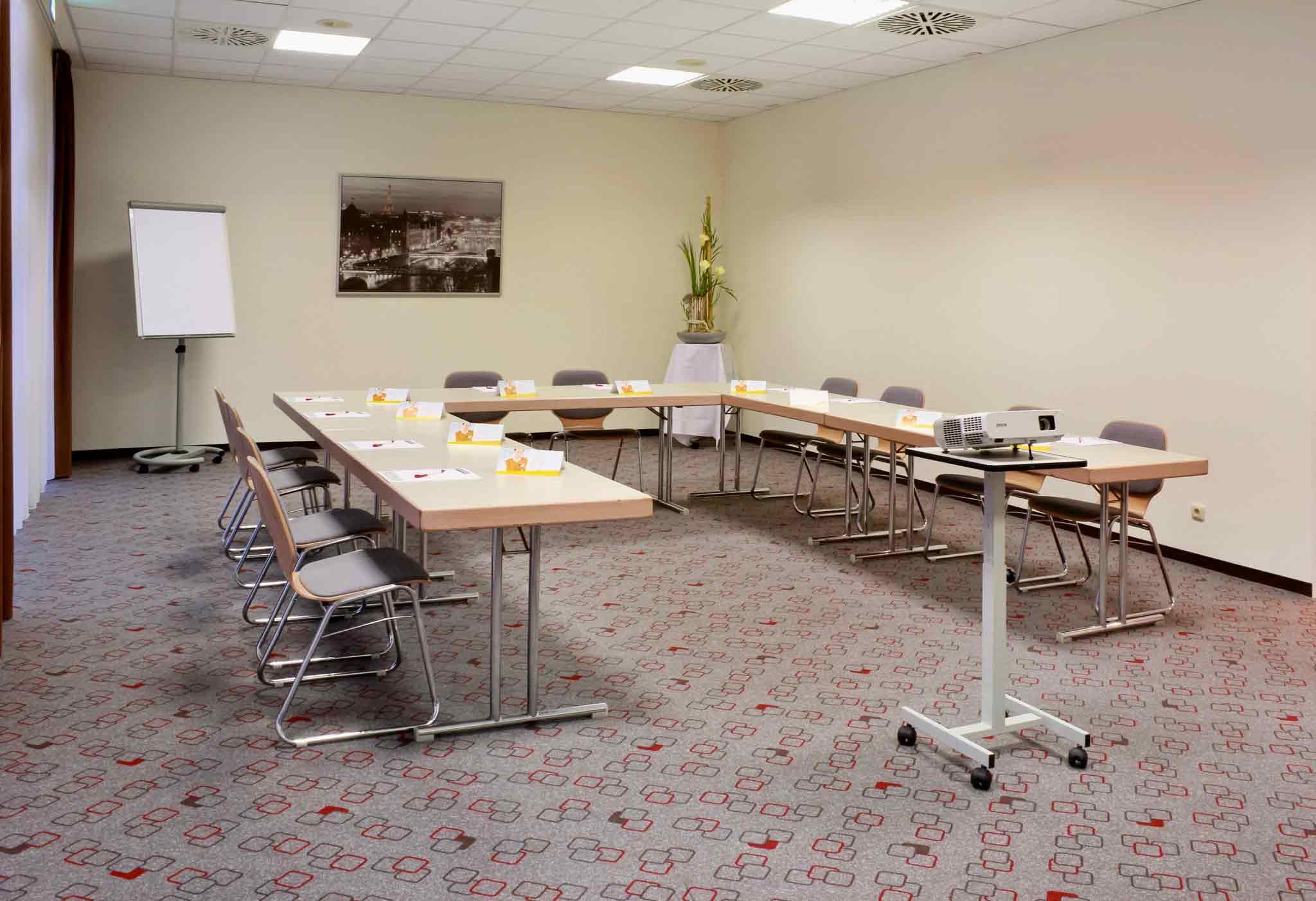 Ibis Hotel Hannover Medical Park 会议厅