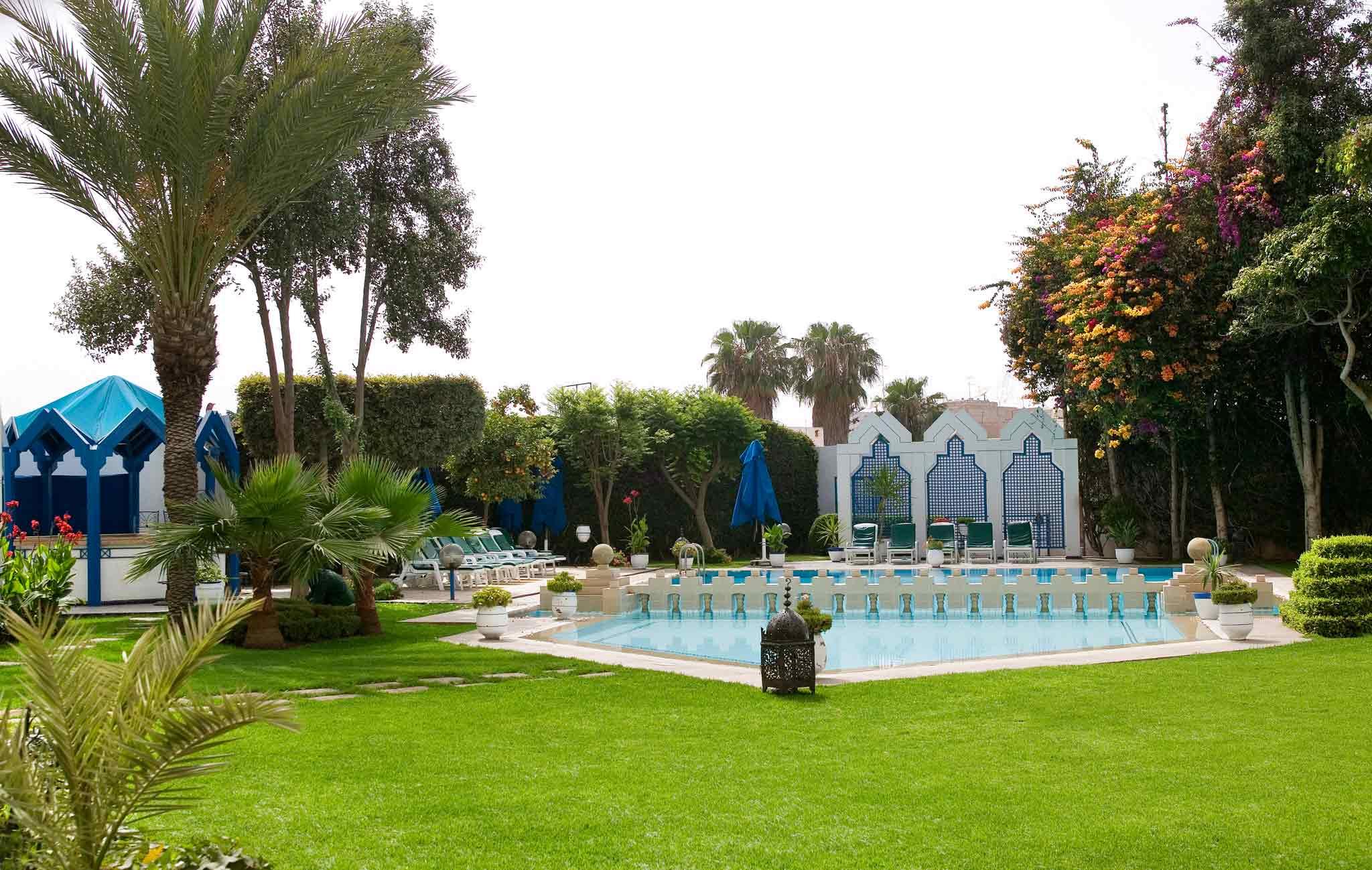 Ibis Moussafir Agadir Vue extérieure