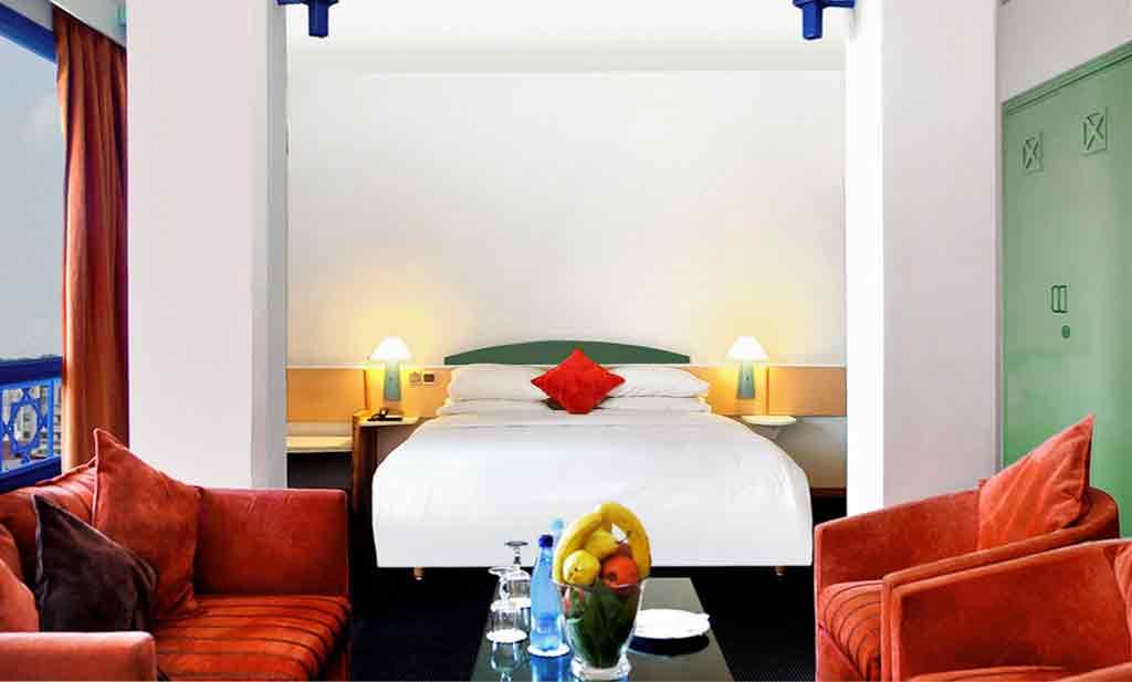 Ibis Moussafir Agadir Chambre
