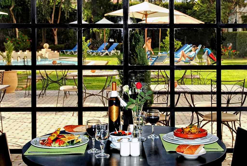 Ibis Moussafir Agadir Restauration