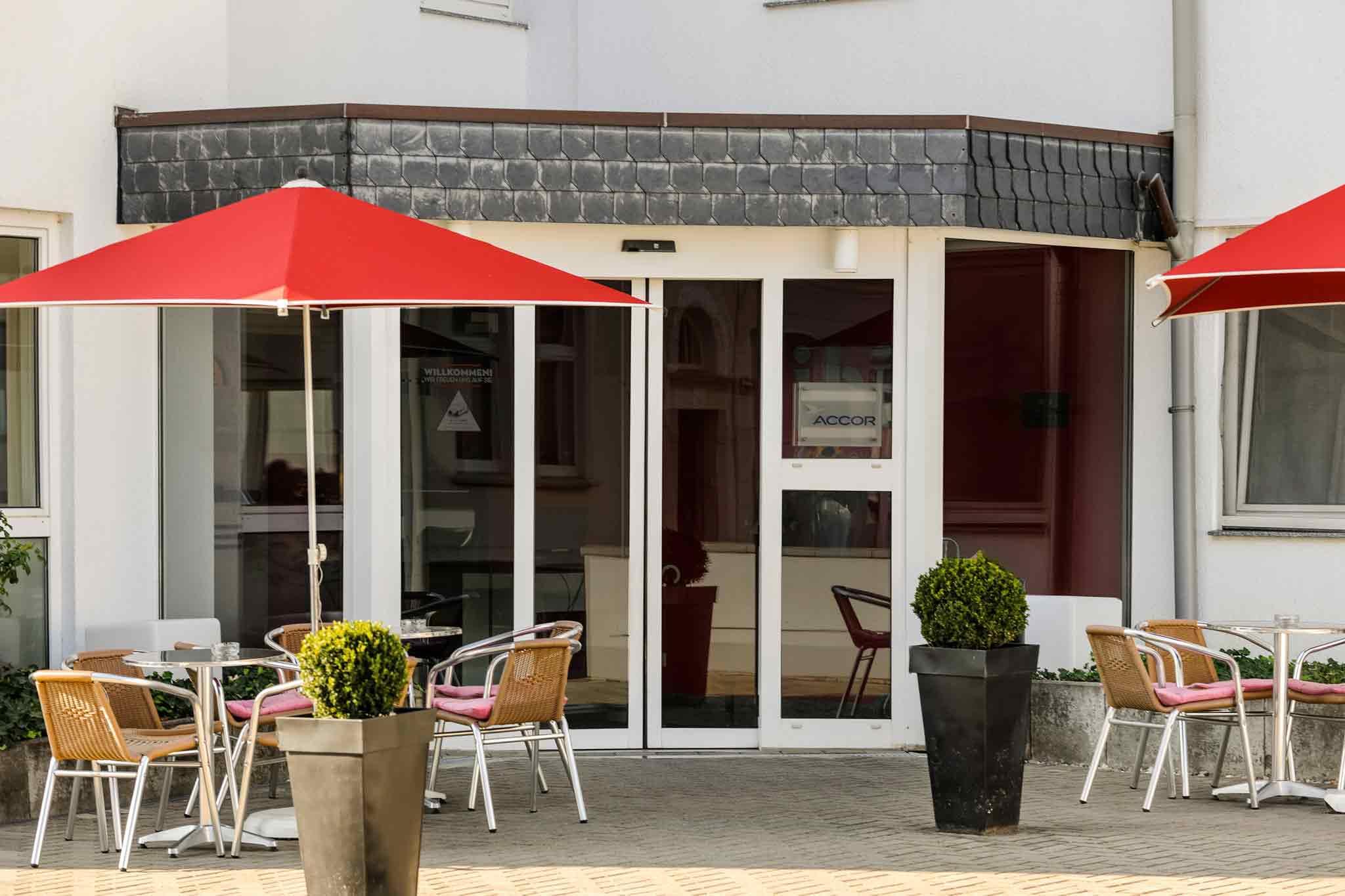 Ibis Hotel Köln Leverkusen Vista esterna