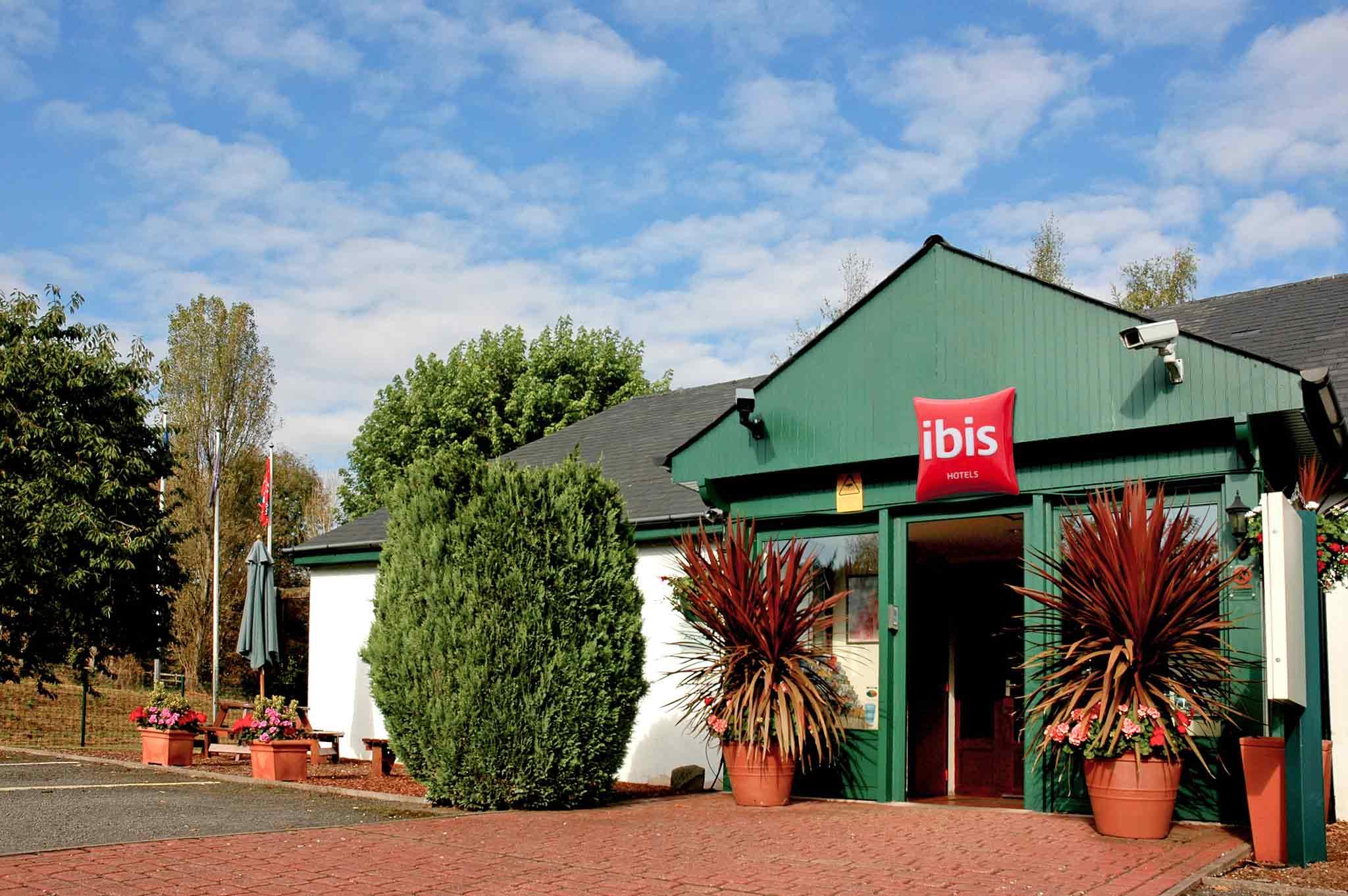 ibis Birmingham Centre Irving Street Vista exterior