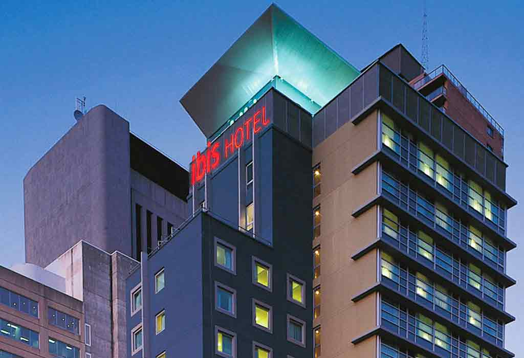 Ibis Sydney World Square 外観
