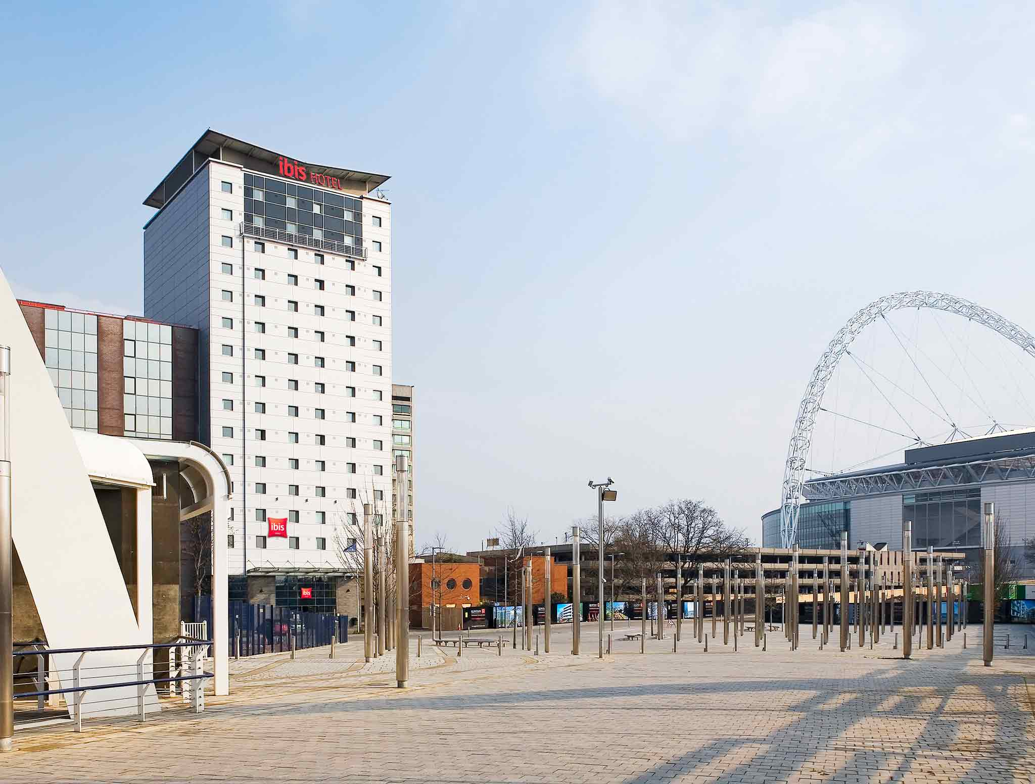 Ibis London Wembley Außenansicht