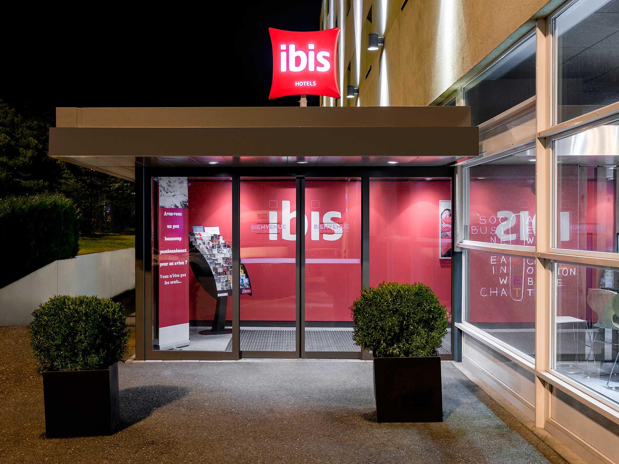 Hôtel Ibis Genève Aéroport Außenansicht