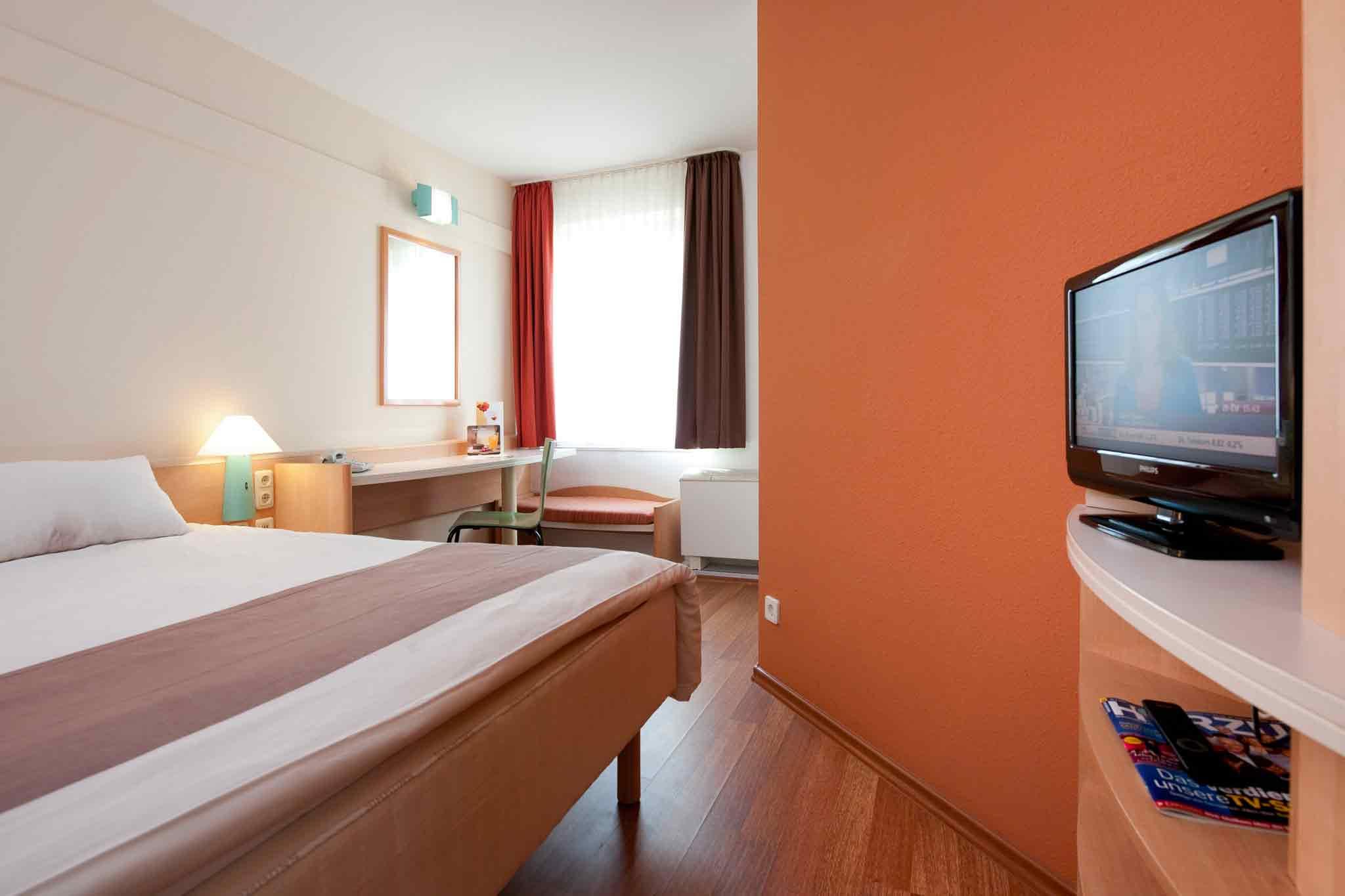 Ibis Hotel Bonn Zimmeransicht
