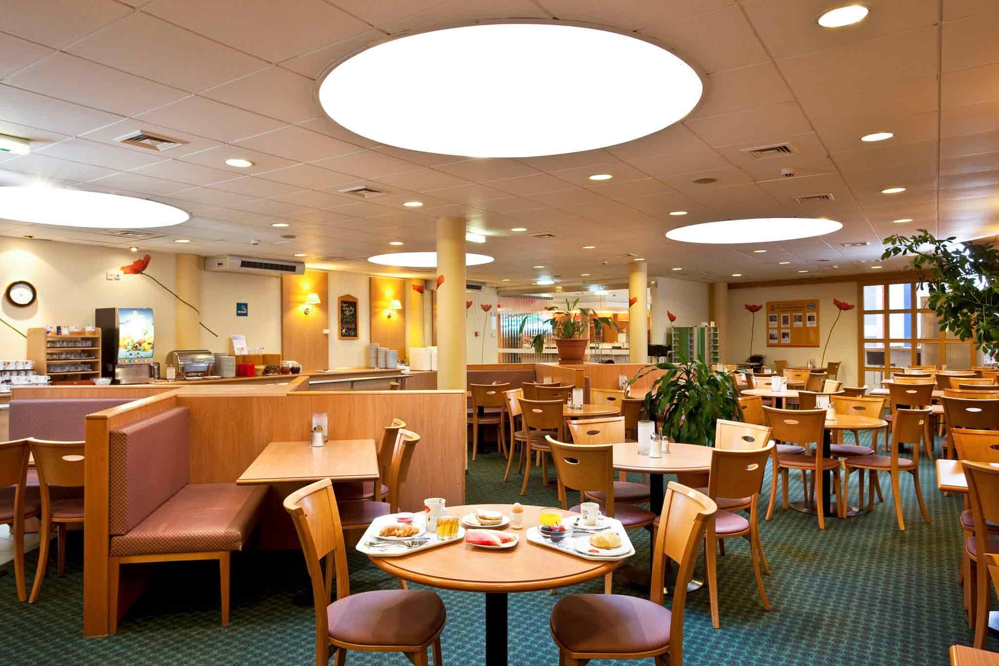 Ibis Budapest Centrum Ресторанно-буфетное обслуживание