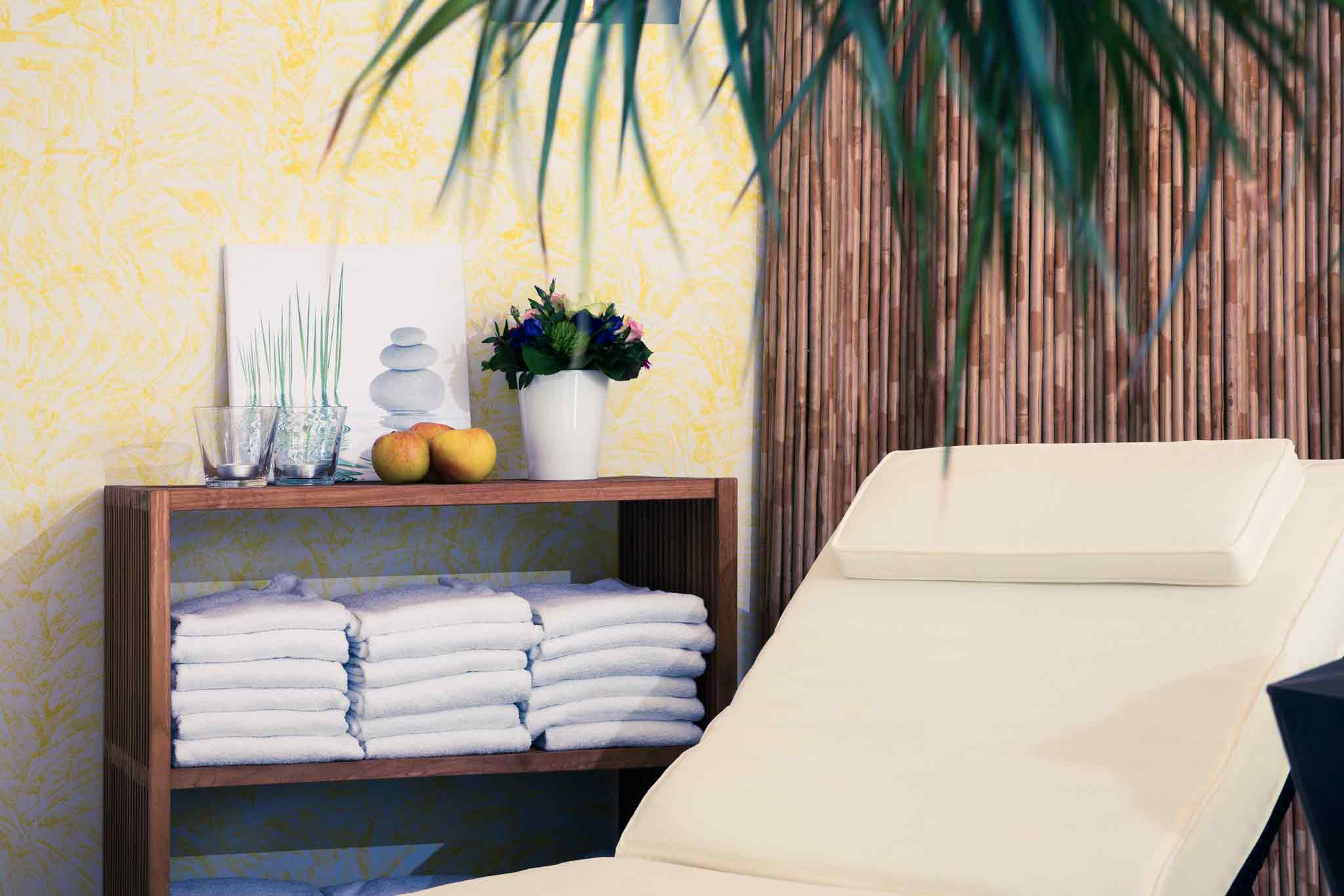 Mercure Hotel Bad Oeynhausen City Wellness area