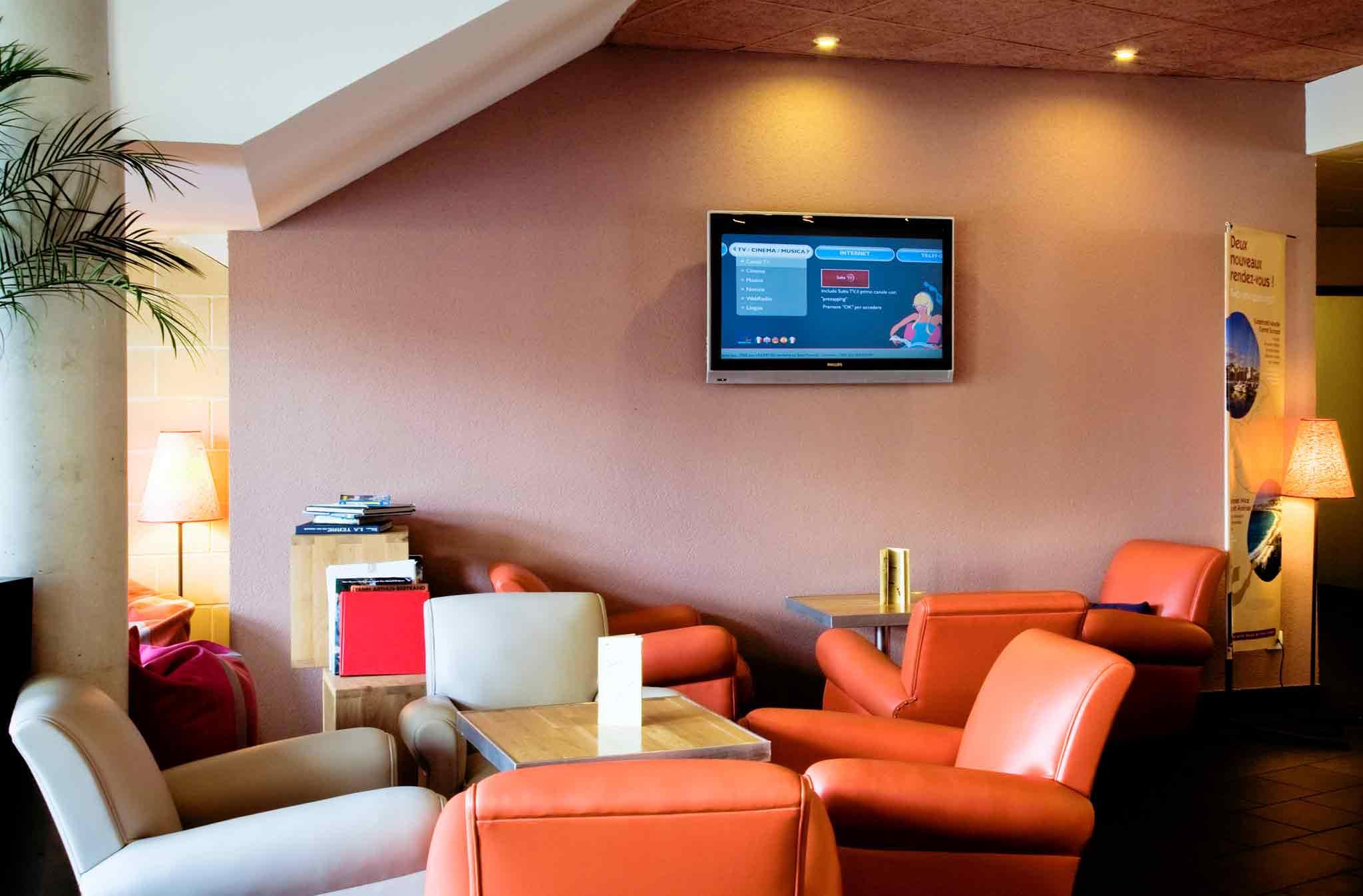 Suite Novotel Paris Roissy CDG Ristorazione