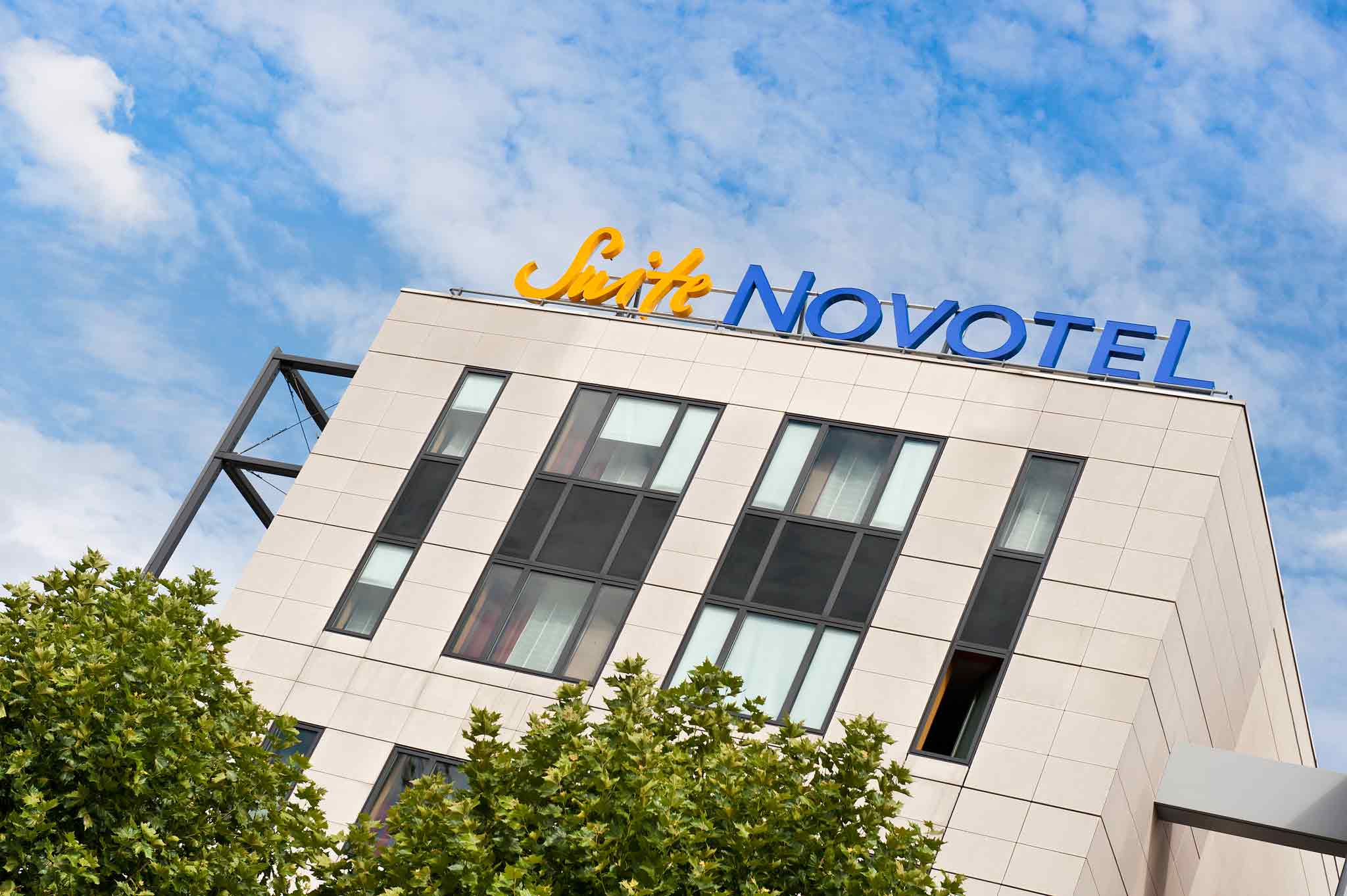 Suite Novotel Geneve Außenansicht