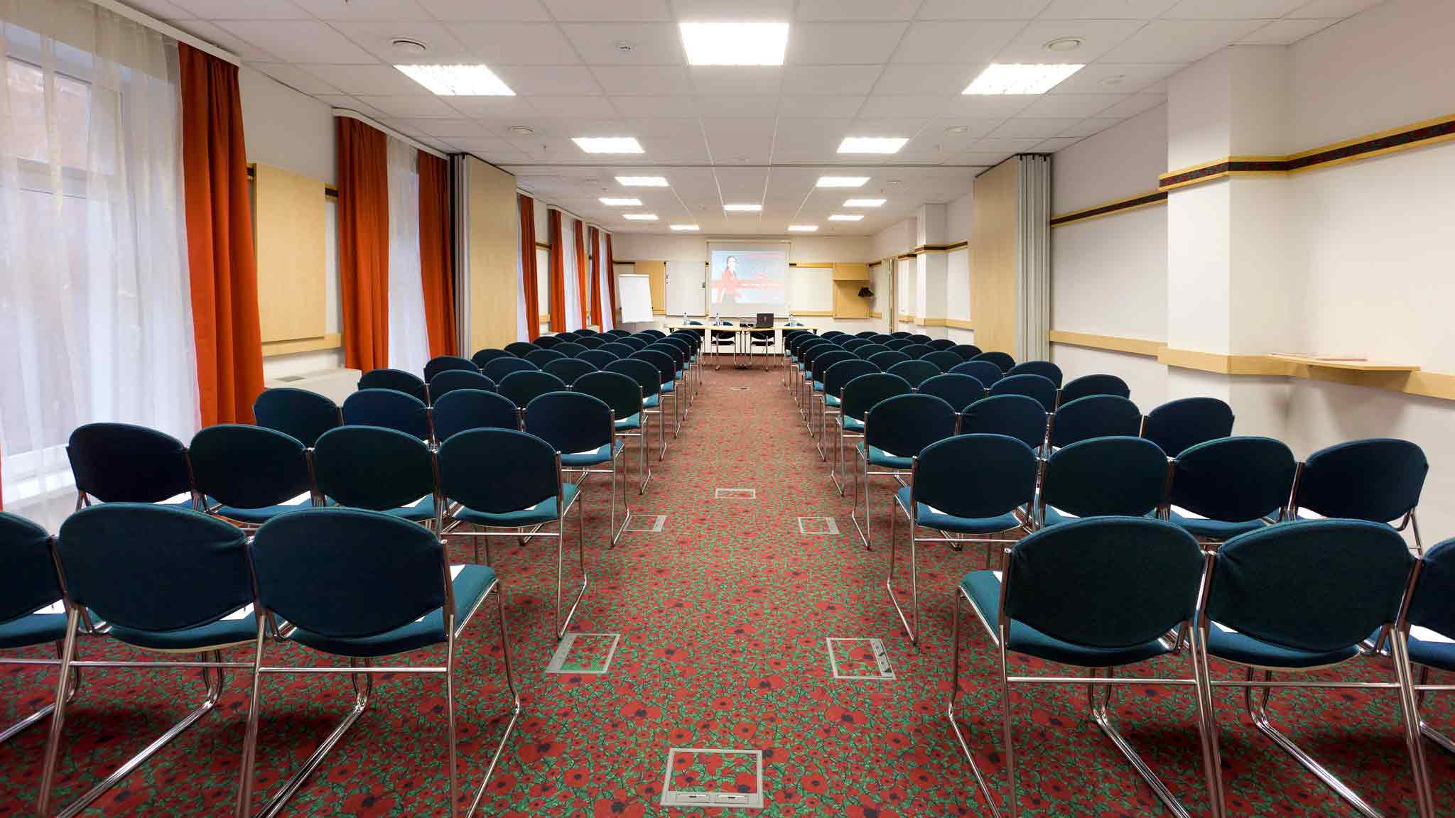 Ibis St. Petersburg Centre Salle de conférence