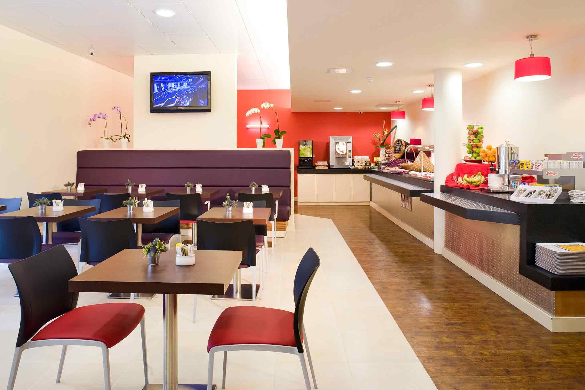 Ibis Nottingham Centre Lobi