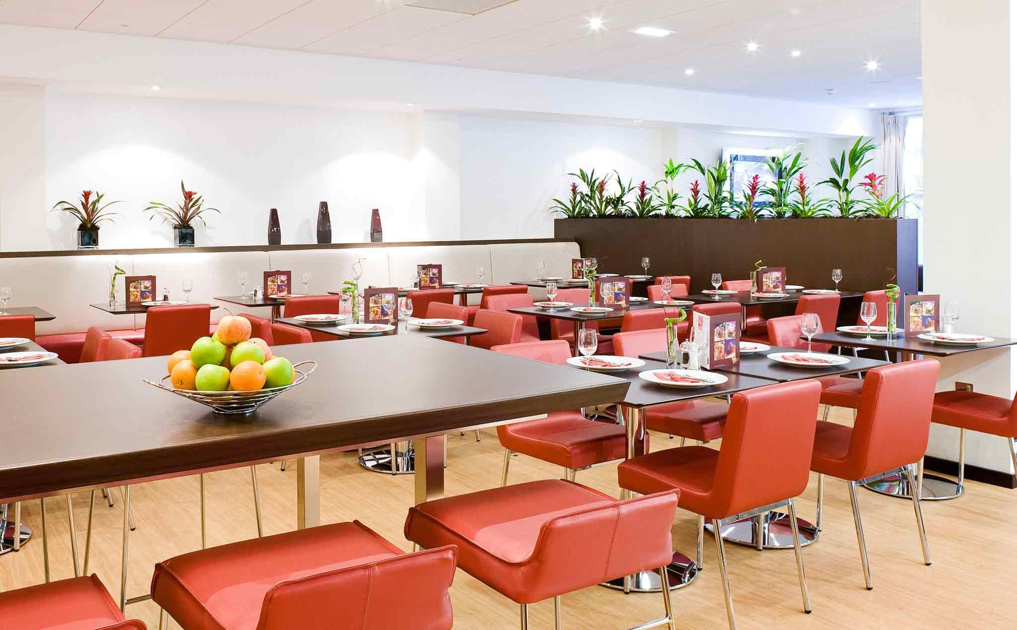 Ibis York Centre レストラン