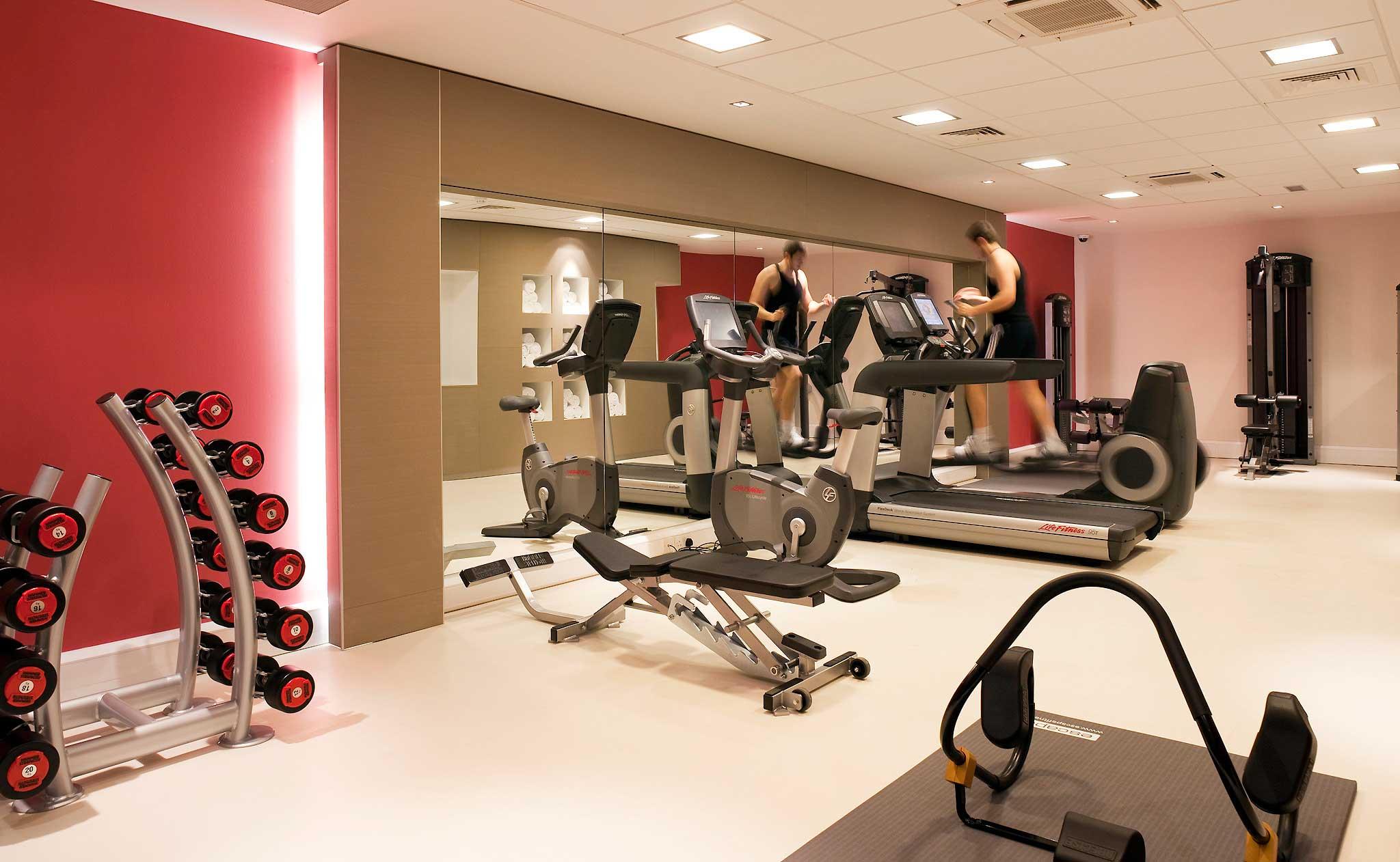 Novotel Liverpool Centro de wellness