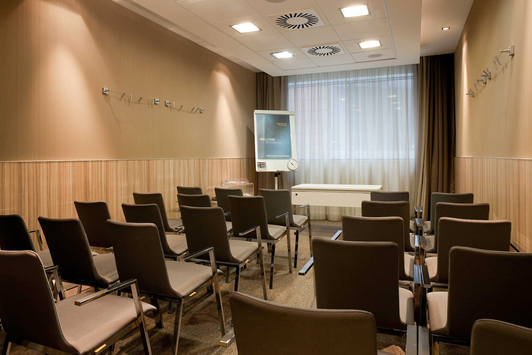 Novotel Liverpool Sala de conferências