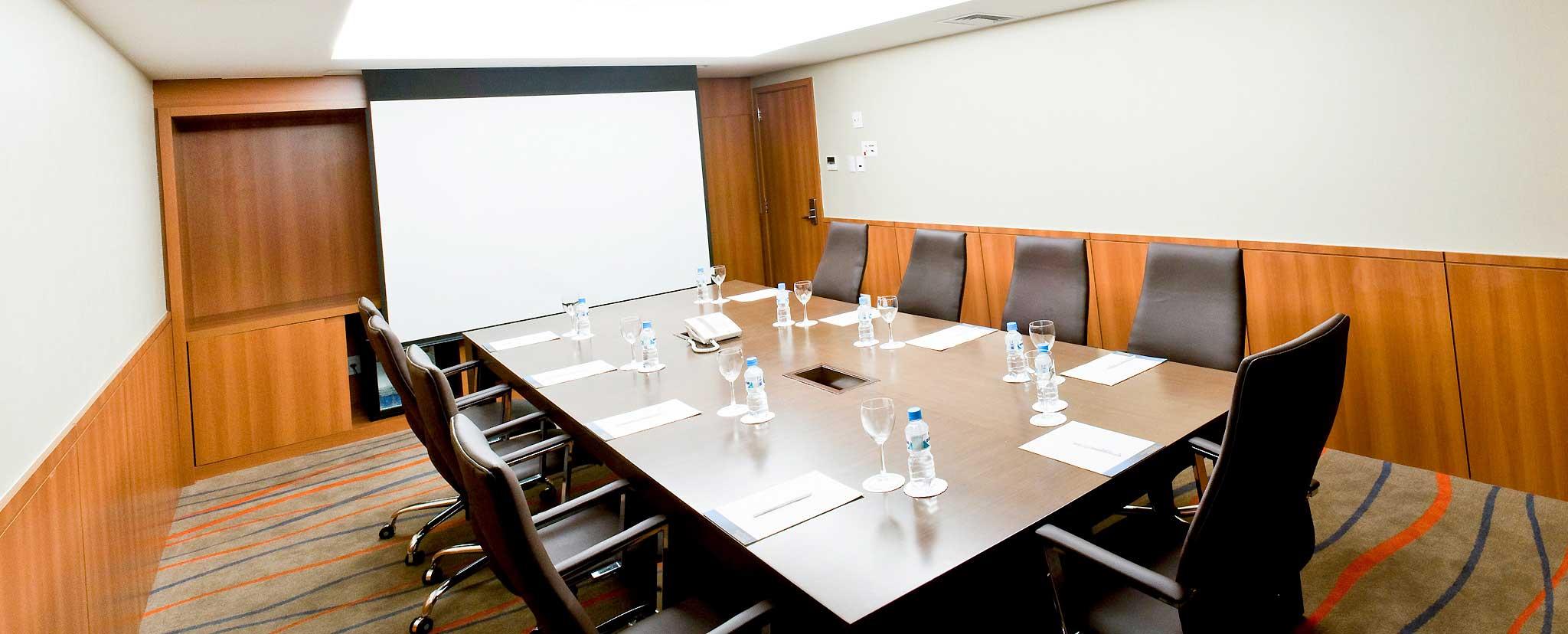 Novotel Rio de Janeiro Santos Dumont Pomieszczenie konferencyjne