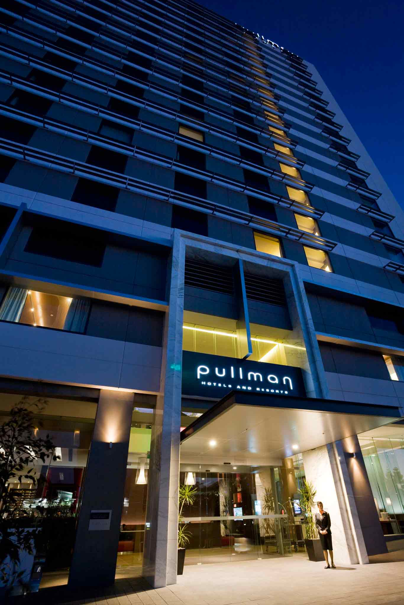 Pullman at Sydney Olympic Park Exterior view