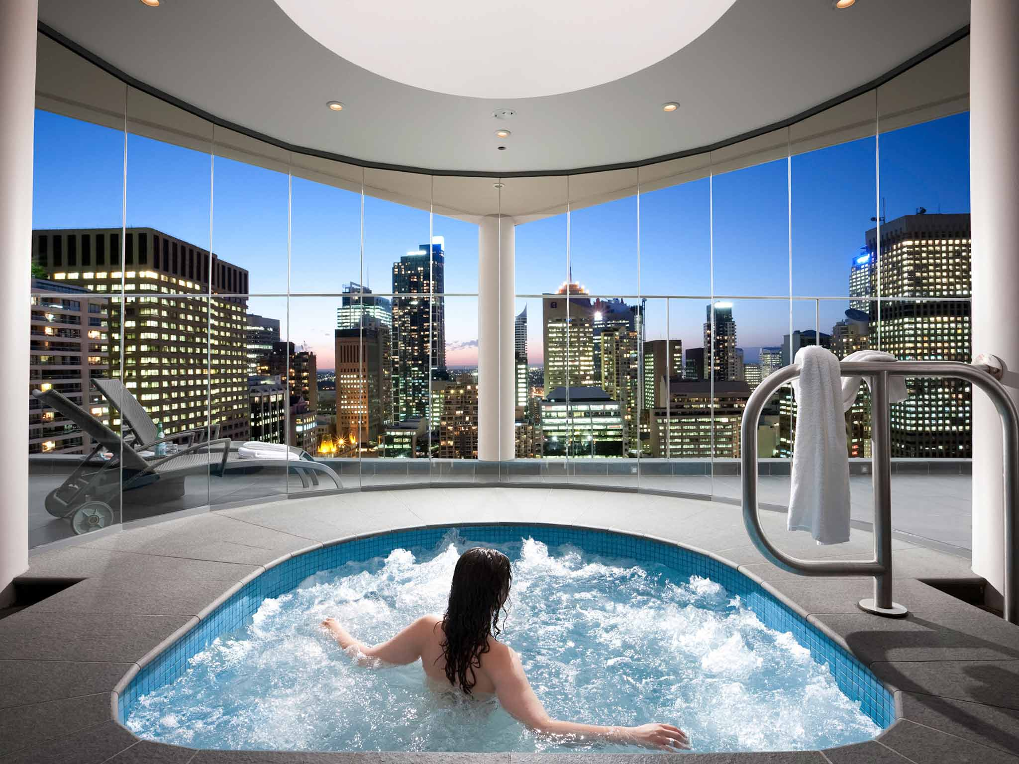 Pullman Sydney Hyde Park Relaxation centre
