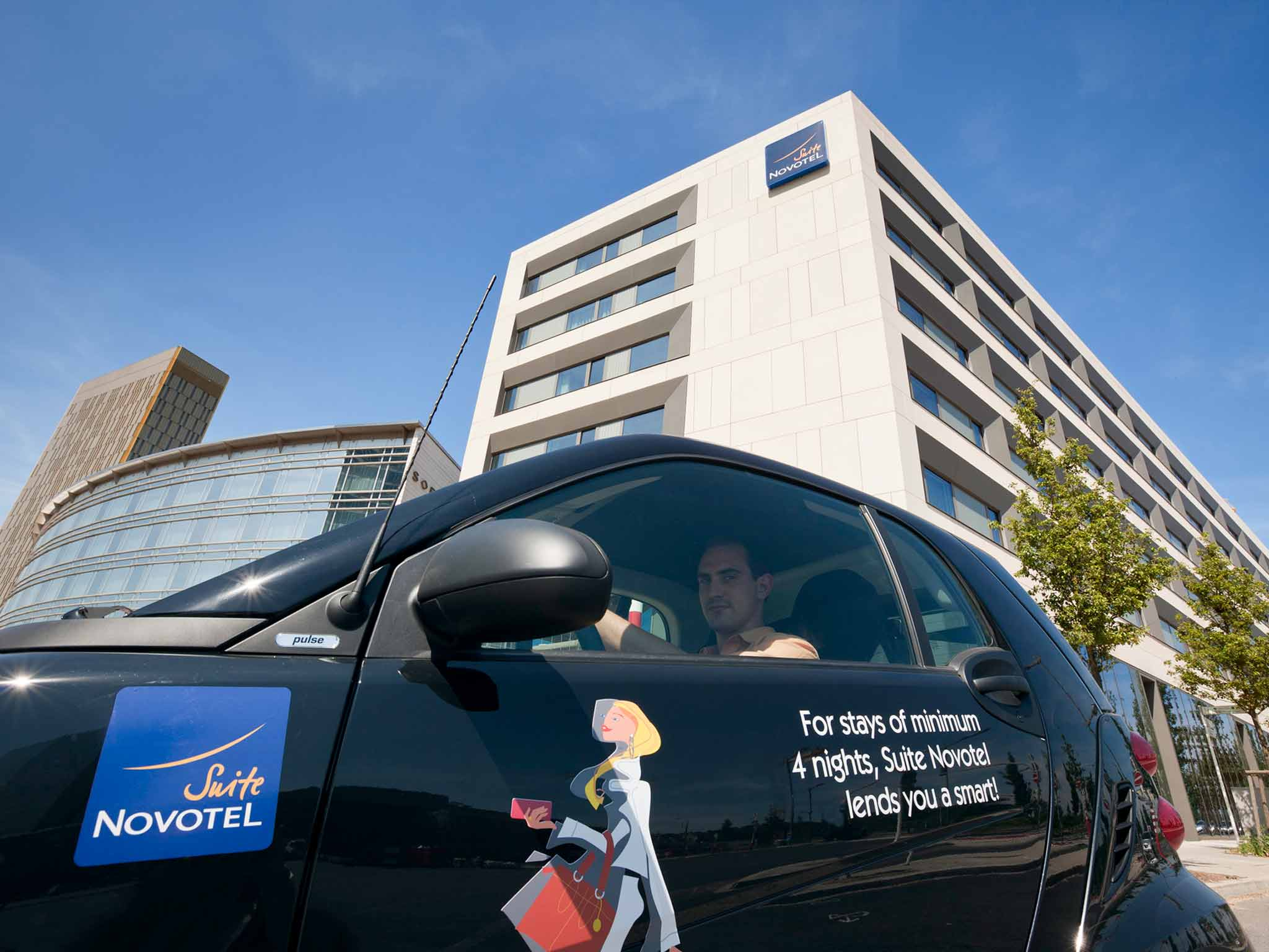 Suite Novotel Lille Europe Erholungszentrum