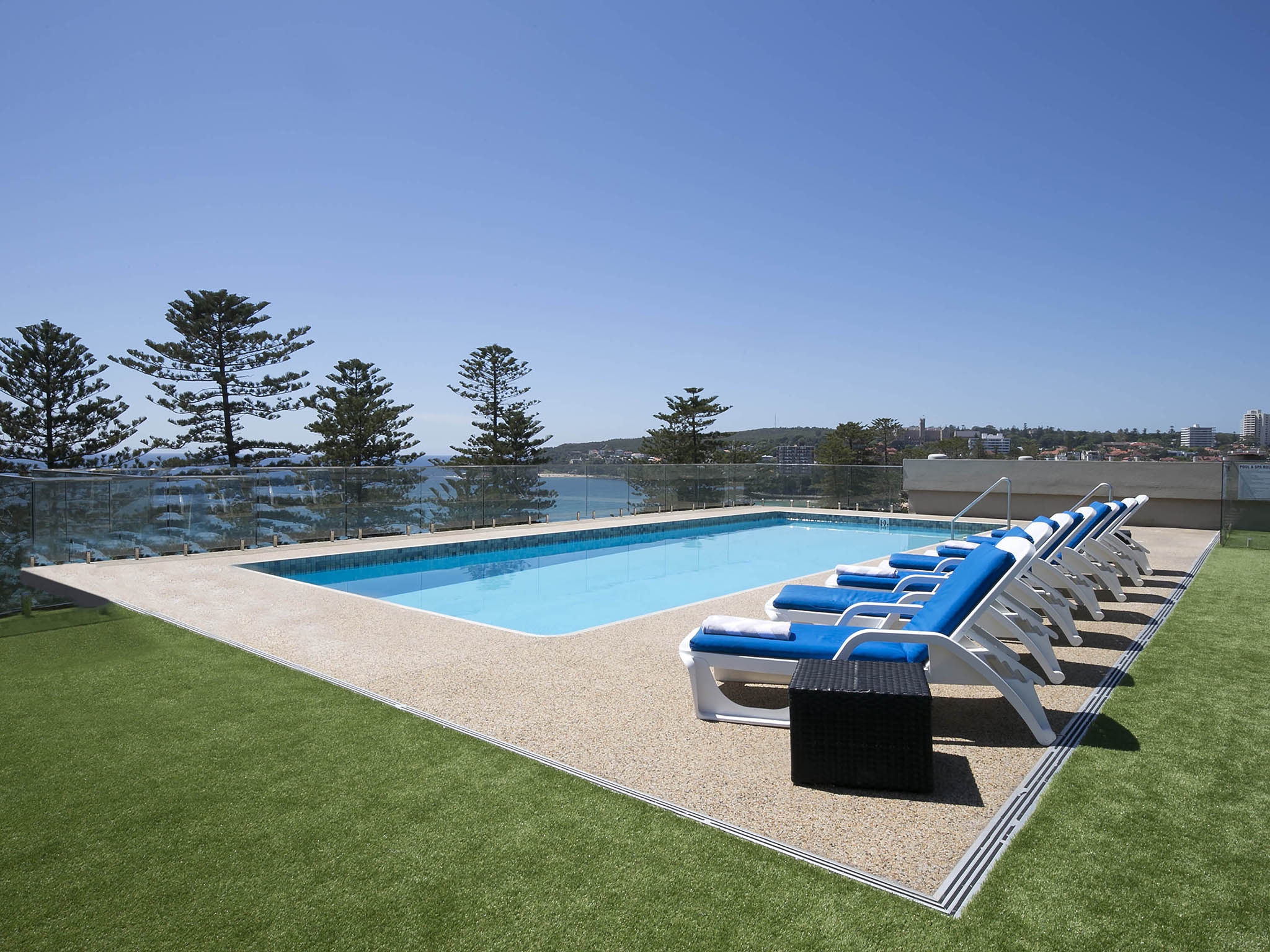 Manly Pacific Sydney Managed by Novotel Ontspanningscentrum
