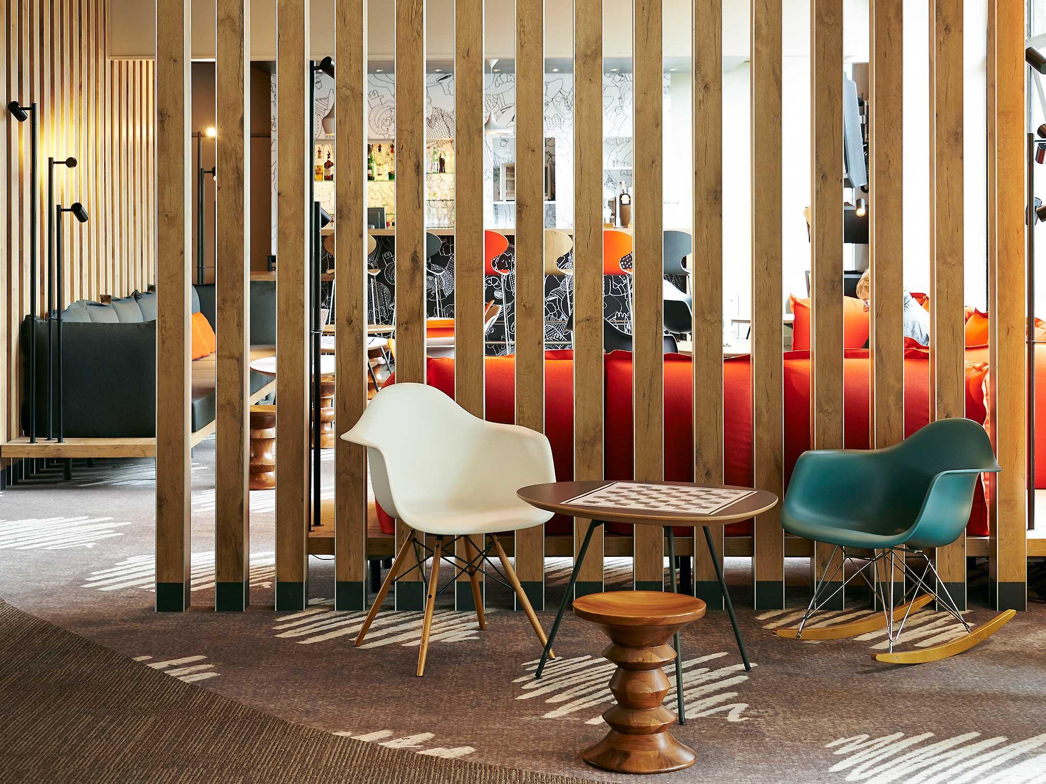 Ibis Strasbourg Centre Ponts Couverts Gastronomie