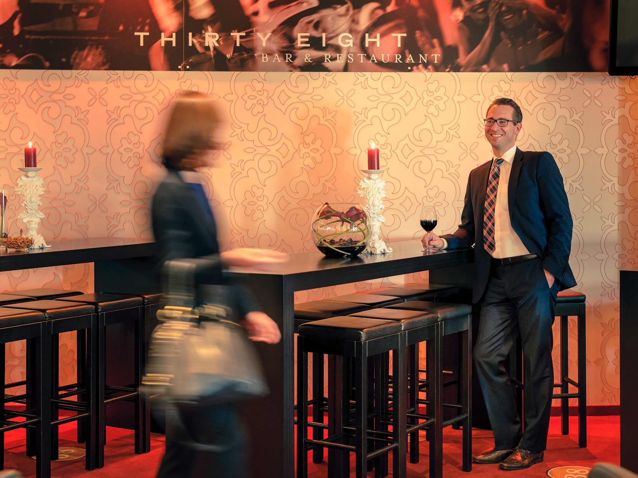 Mercure Hotel Seestern Düsseldorf Lobby