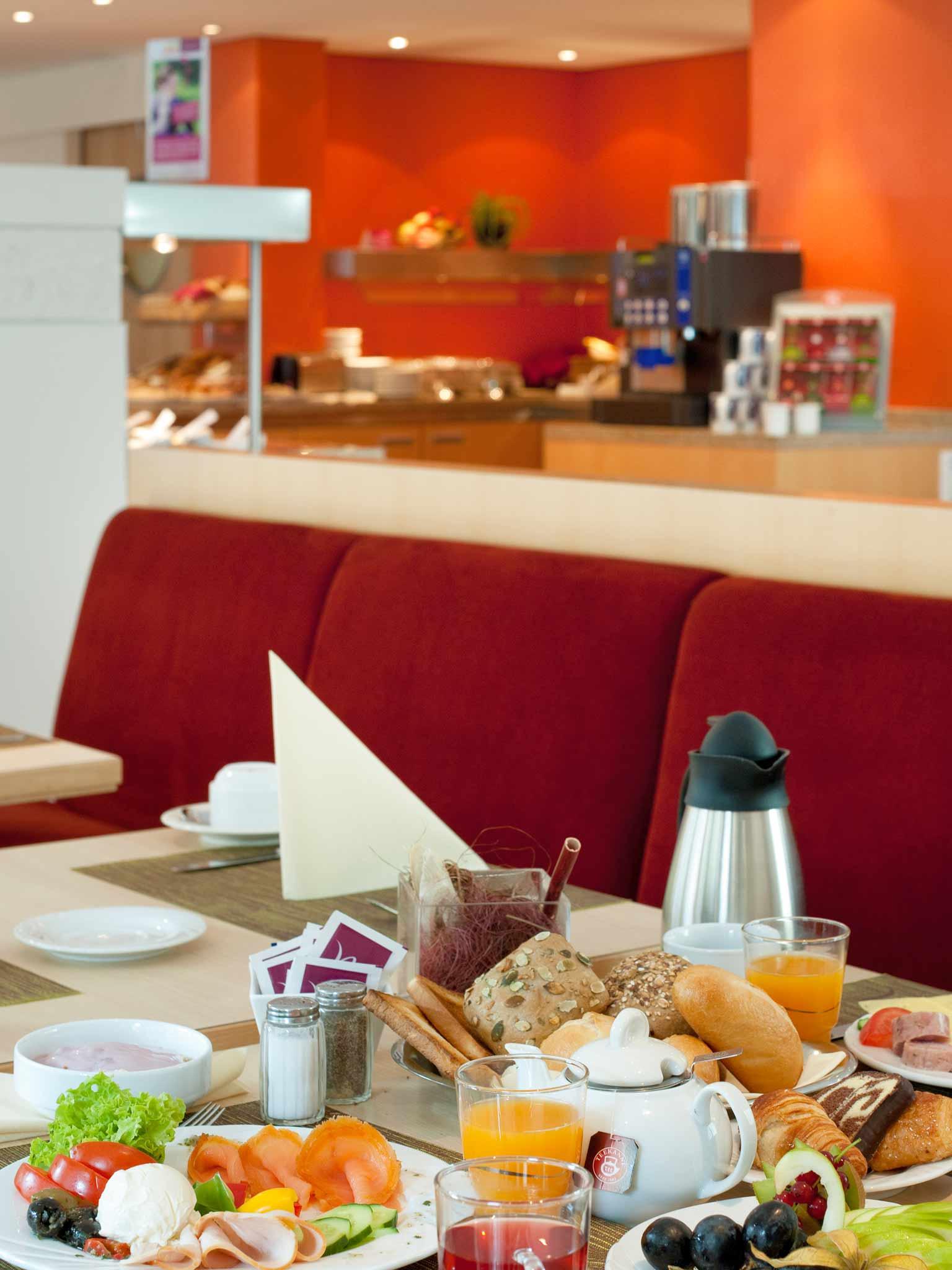 Mercure Hotel Aachen am Dom 餐饮设施