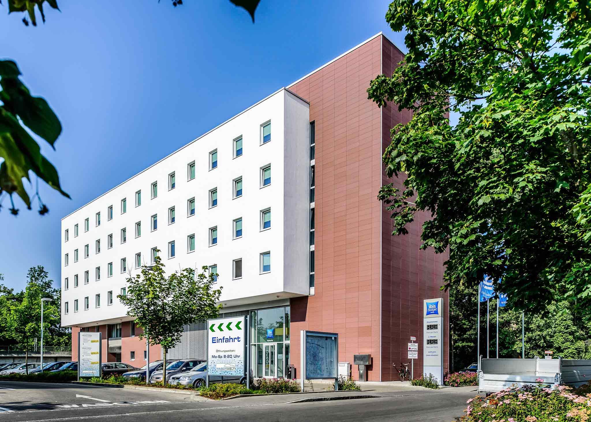 ibis budget Augsburg City (ex ETAP Hotel) Außenansicht