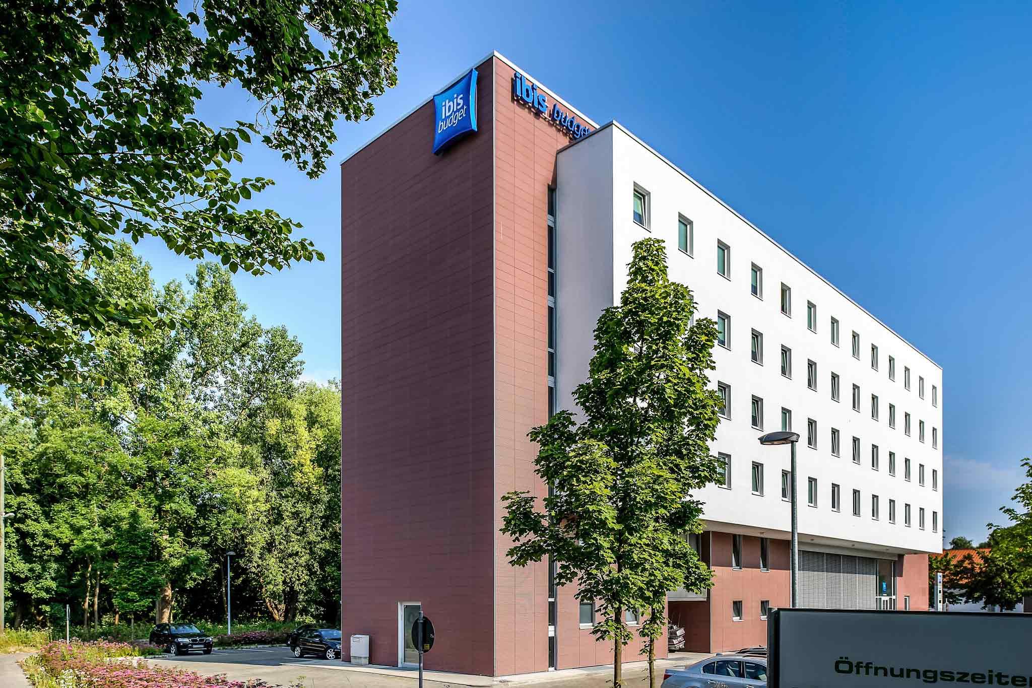 Ibis Budget Hotel Augsburg City In Augsburg  U2022 Holidaycheck