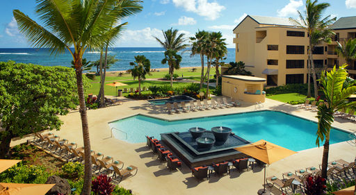 Courtyard by Marriott Kaua'i at Coconut Beach