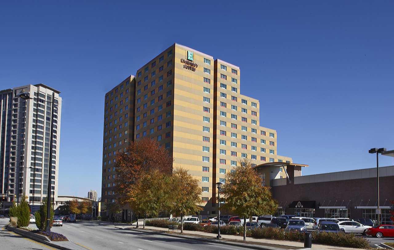 Embassy Suites Hotel Atlanta Buckhead