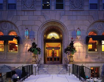 Loews Boston Back Bay Hotel  Hotel