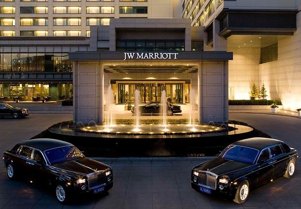 JW Marriott Hotel Beijing  Hotel