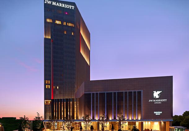 JW Marriott Hotel Ankara  Hotel