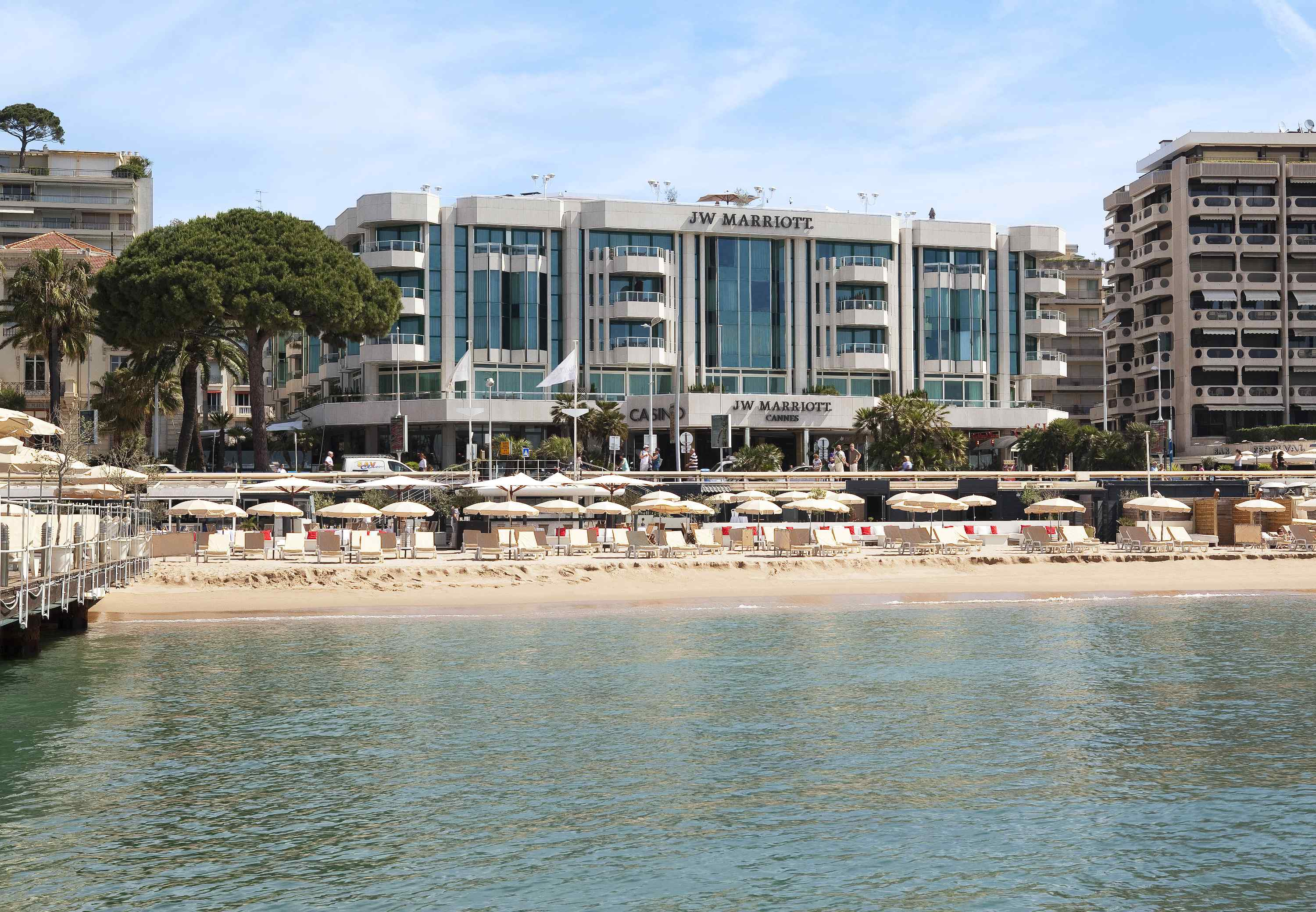 JW Marriott Hotel Cannes  Hotel