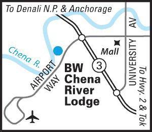 Explore Alaska   Best Western PLUS Chena River Lodge