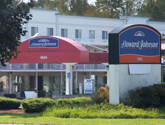 Howard Johnson Hotel  Hotel