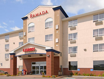 Ramada Inn Airdrie  Hotel